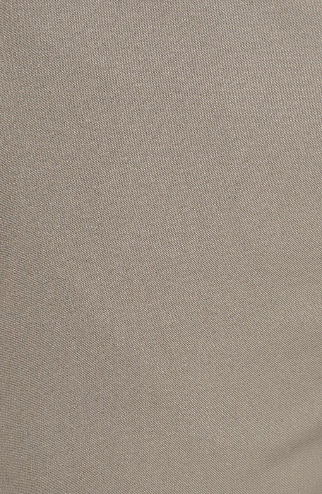 'Zaine Neoteric' Slim Fit Pants,                             Alternate thumbnail 3, color,                             SIDEWALK