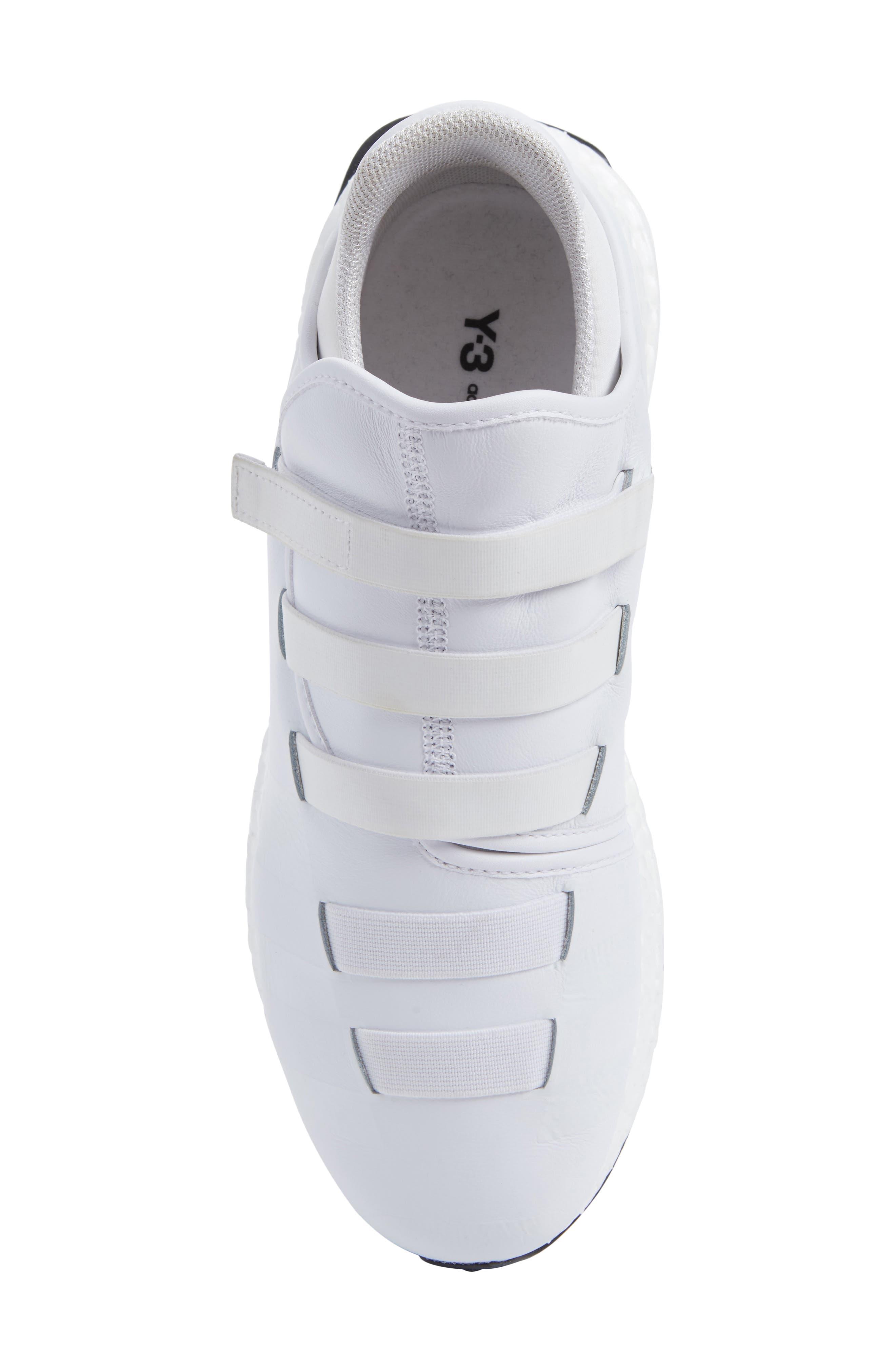 Zazu Strappy Sneaker,                             Alternate thumbnail 5, color,                             100