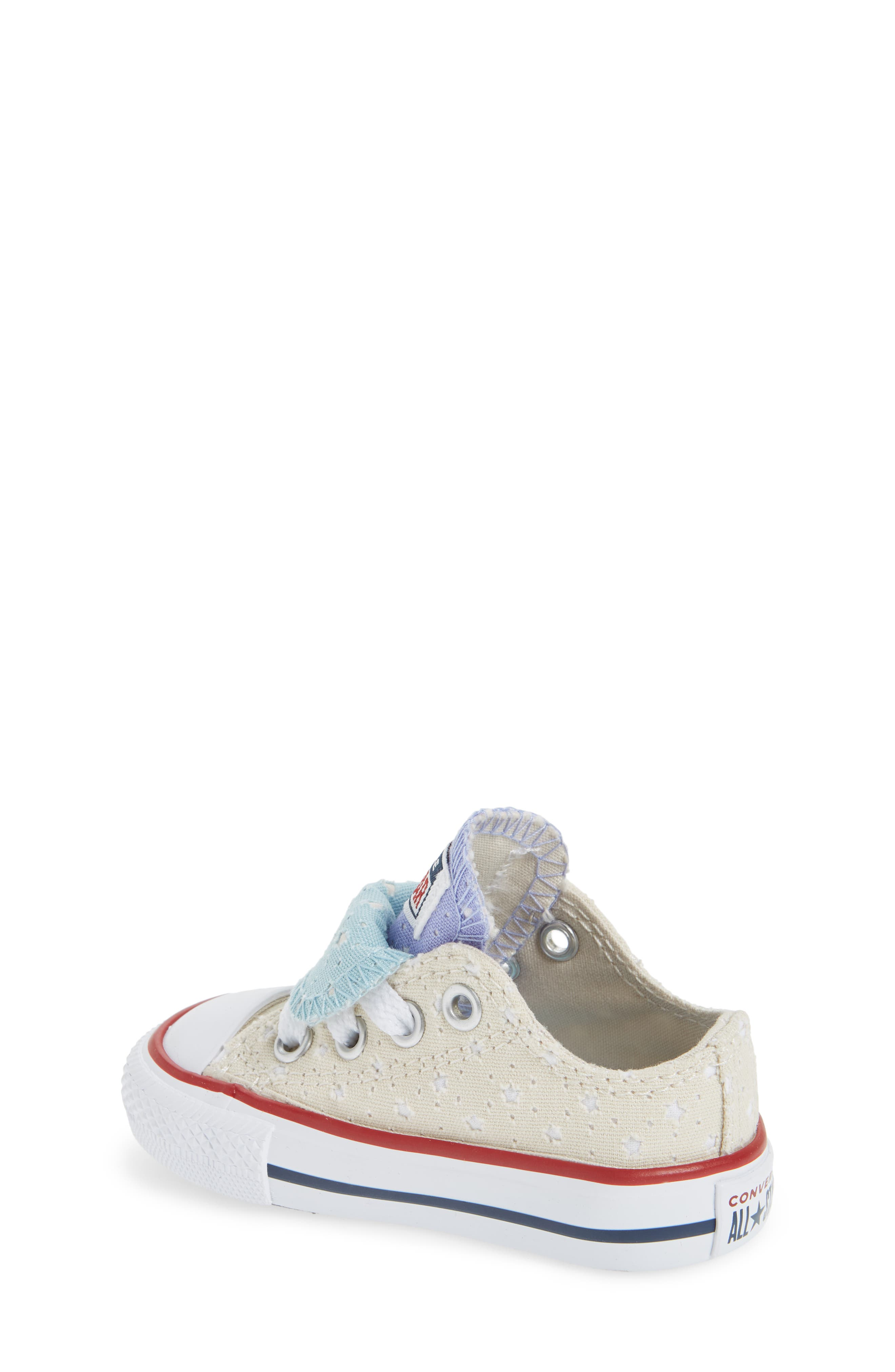 Chuck Taylor<sup>®</sup> All Star<sup>®</sup> Double Tongue Sneaker,                             Alternate thumbnail 5, color,