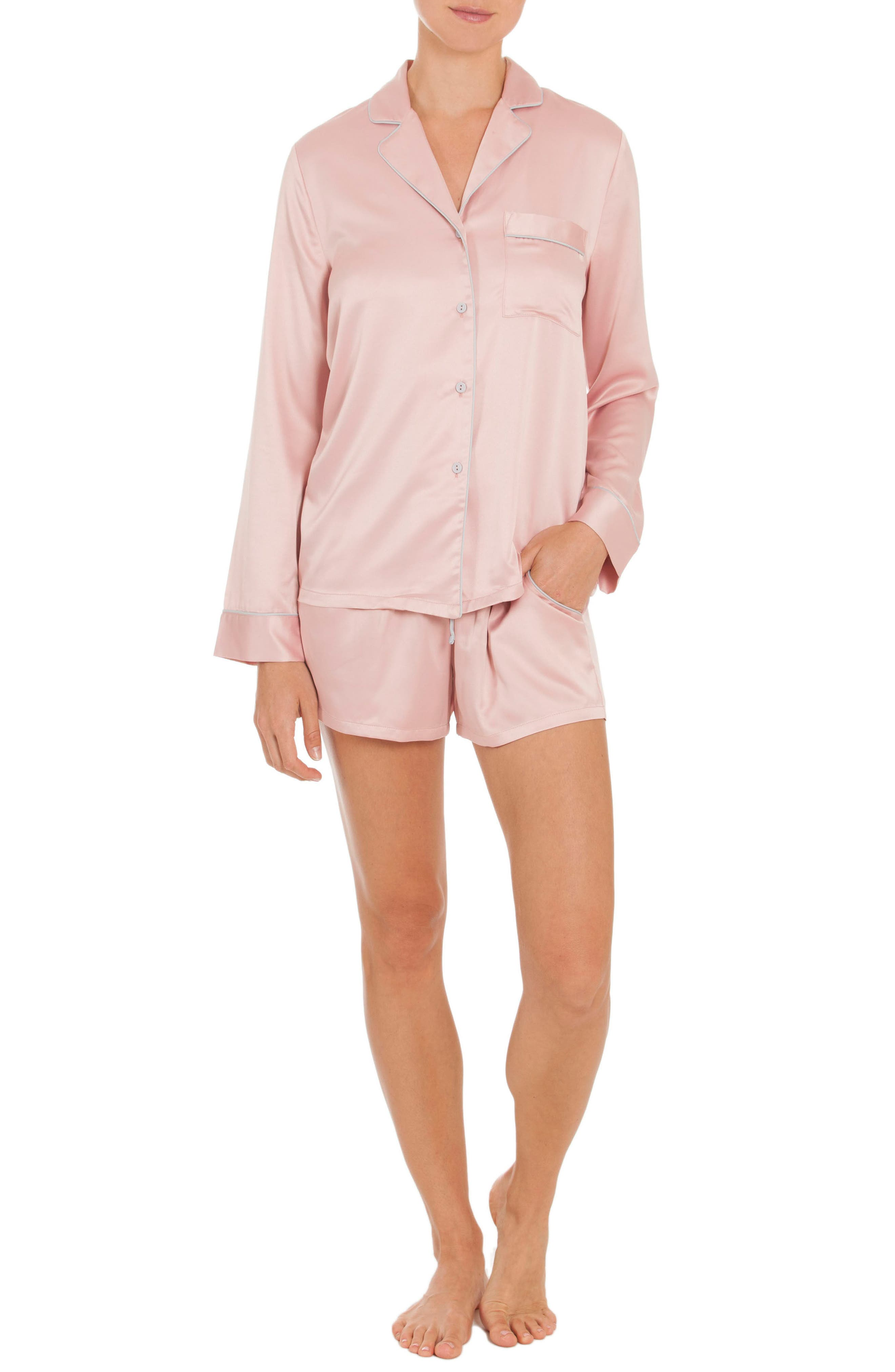 Short Pajamas,                             Alternate thumbnail 10, color,