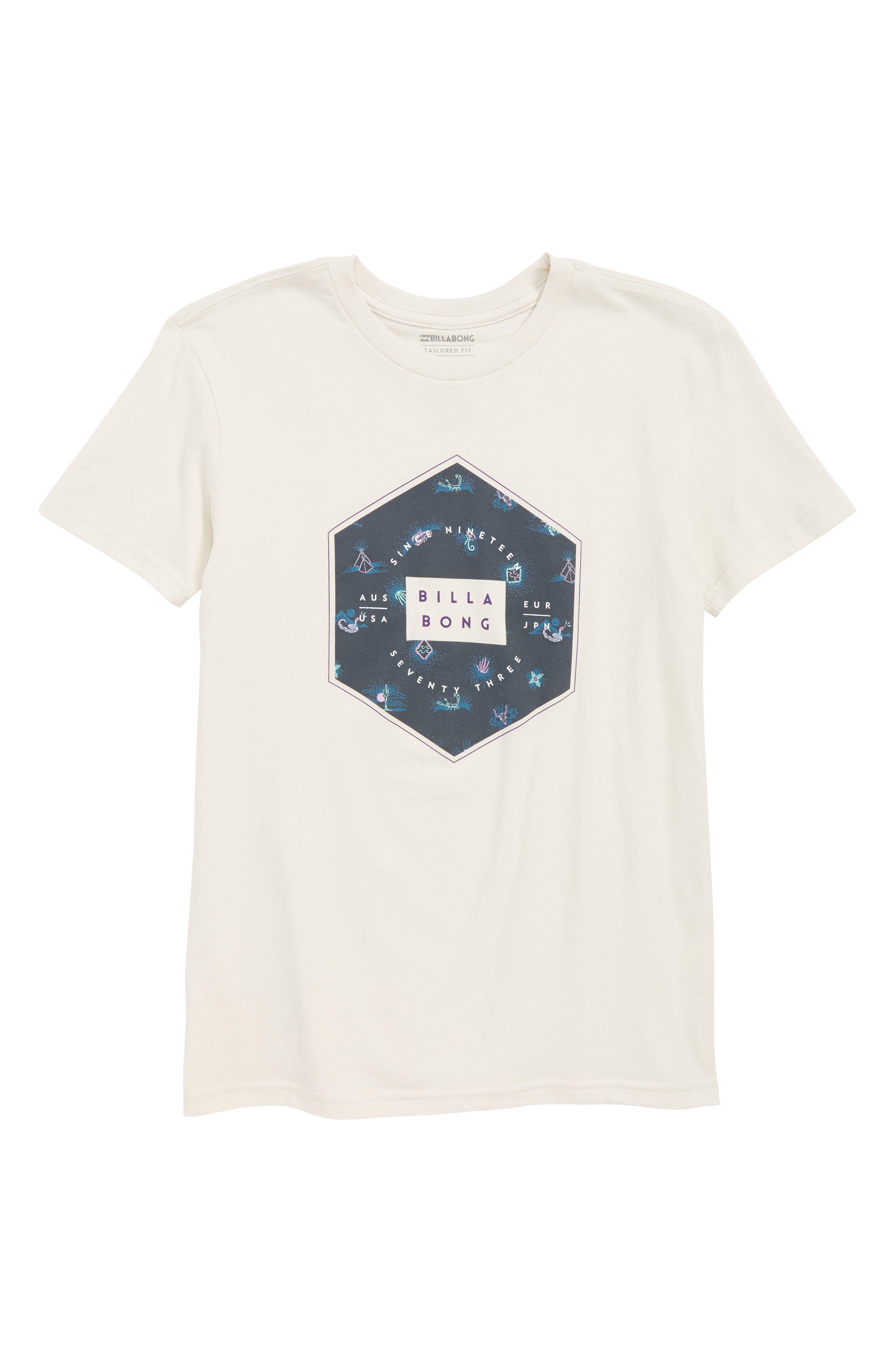 Access Graphic T-Shirt,                         Main,                         color, ROCK