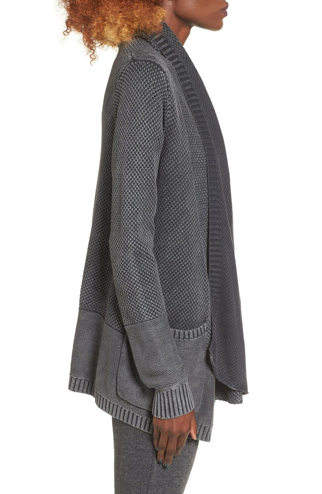 Brunswick Cotton Cardigan,                             Alternate thumbnail 9, color,