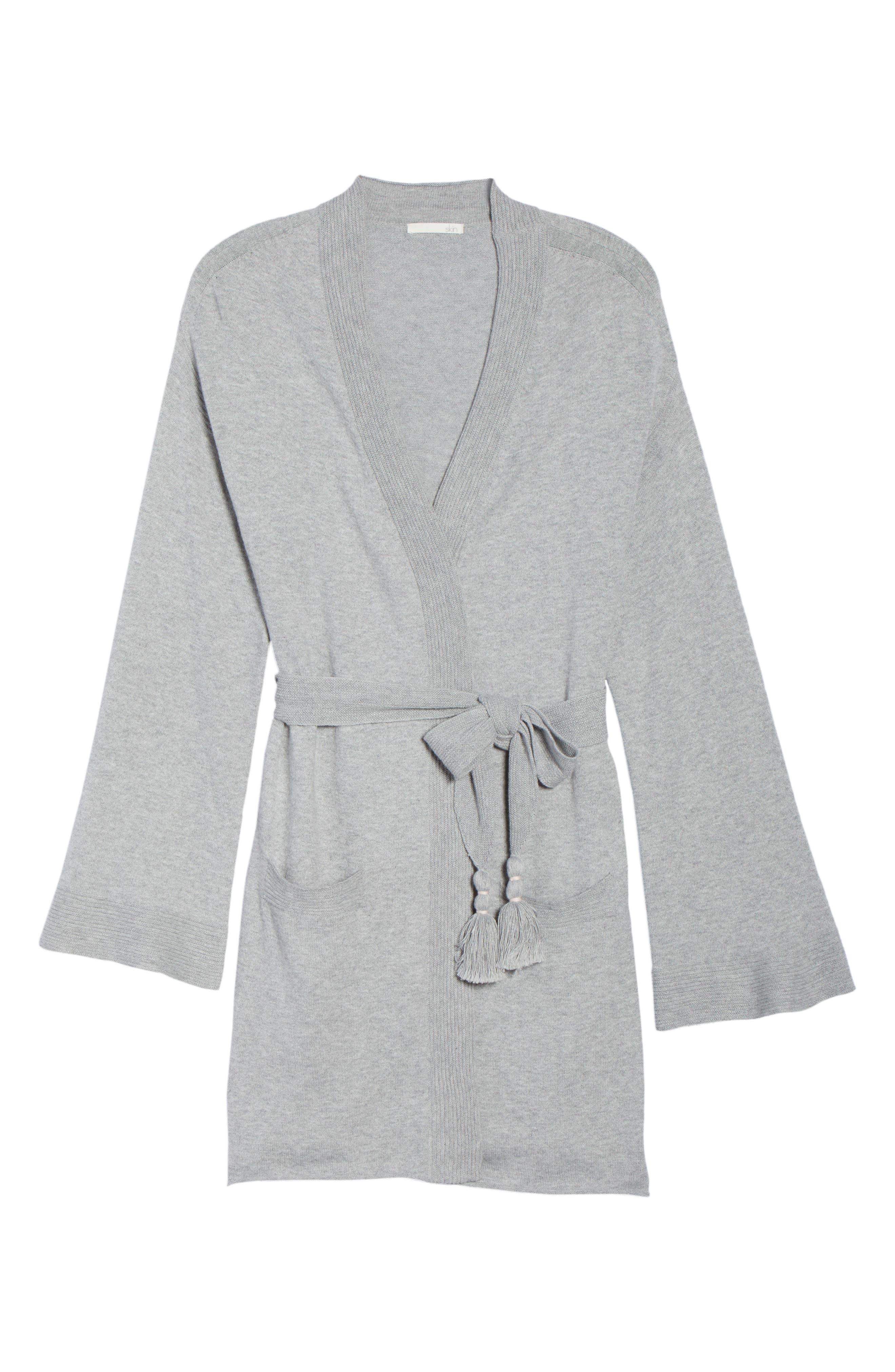 Valoria Short Robe,                             Alternate thumbnail 6, color,                             020