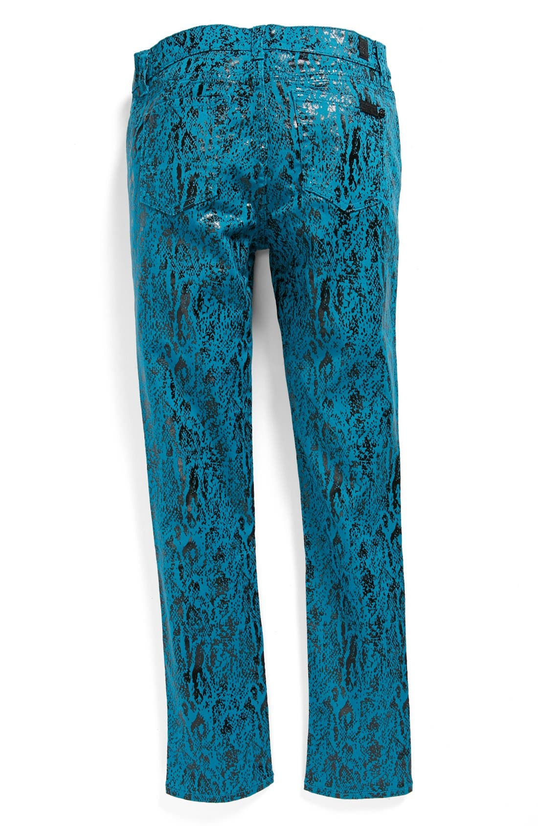 'The Skinny' Stretch Jeans,                             Main thumbnail 1, color,                             400