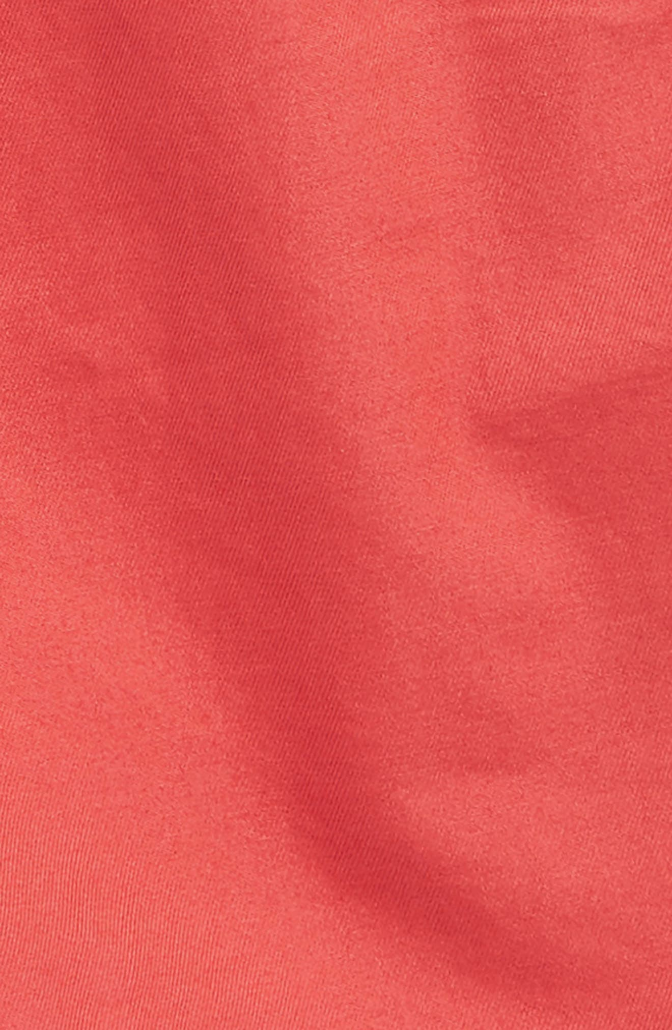 Elastic Waist Shorts,                             Alternate thumbnail 6, color,