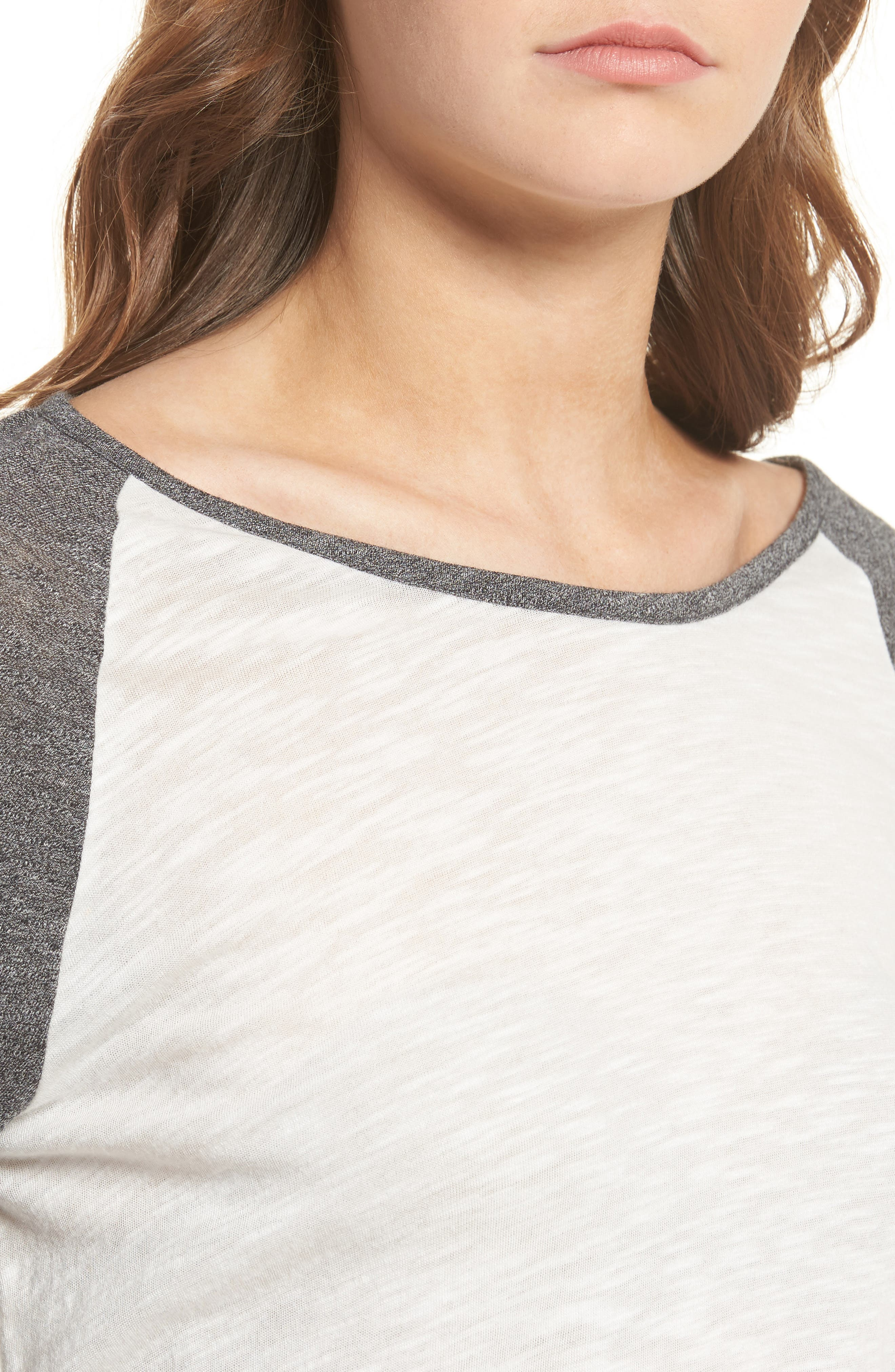 MADEWELL,                             Baseball Tee,                             Alternate thumbnail 4, color,                             021