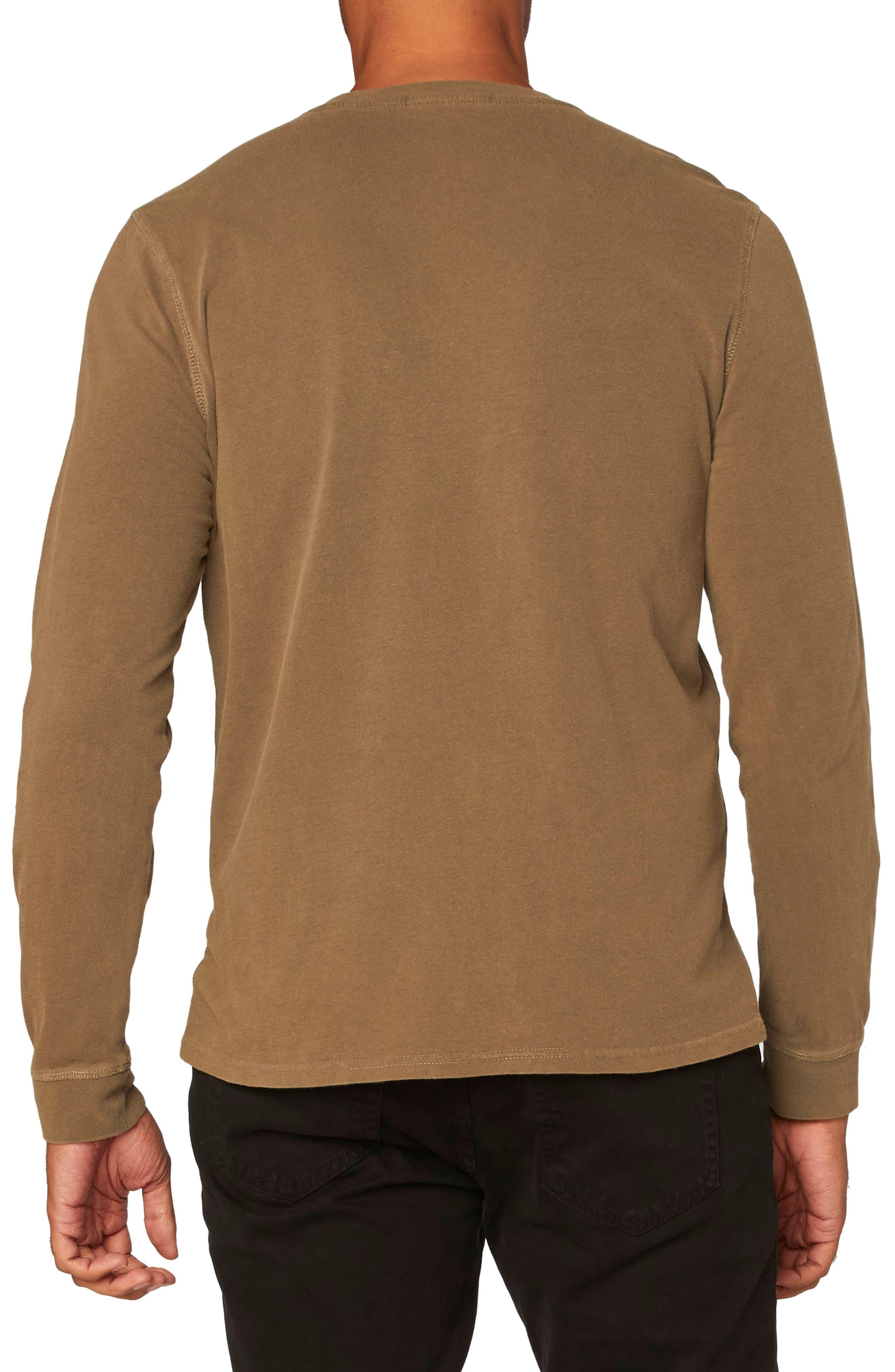 Standard Crew T-Shirt,                             Alternate thumbnail 3, color,