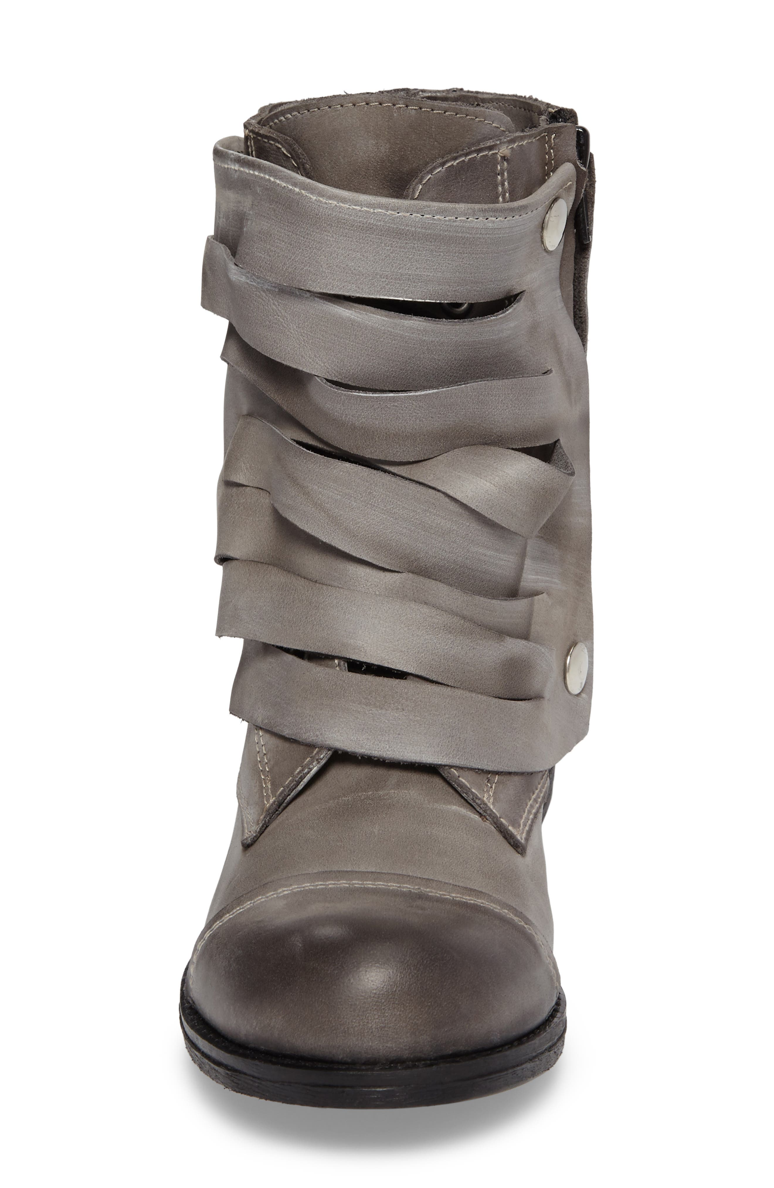 Dwight Strappy Boot,                             Alternate thumbnail 4, color,                             038