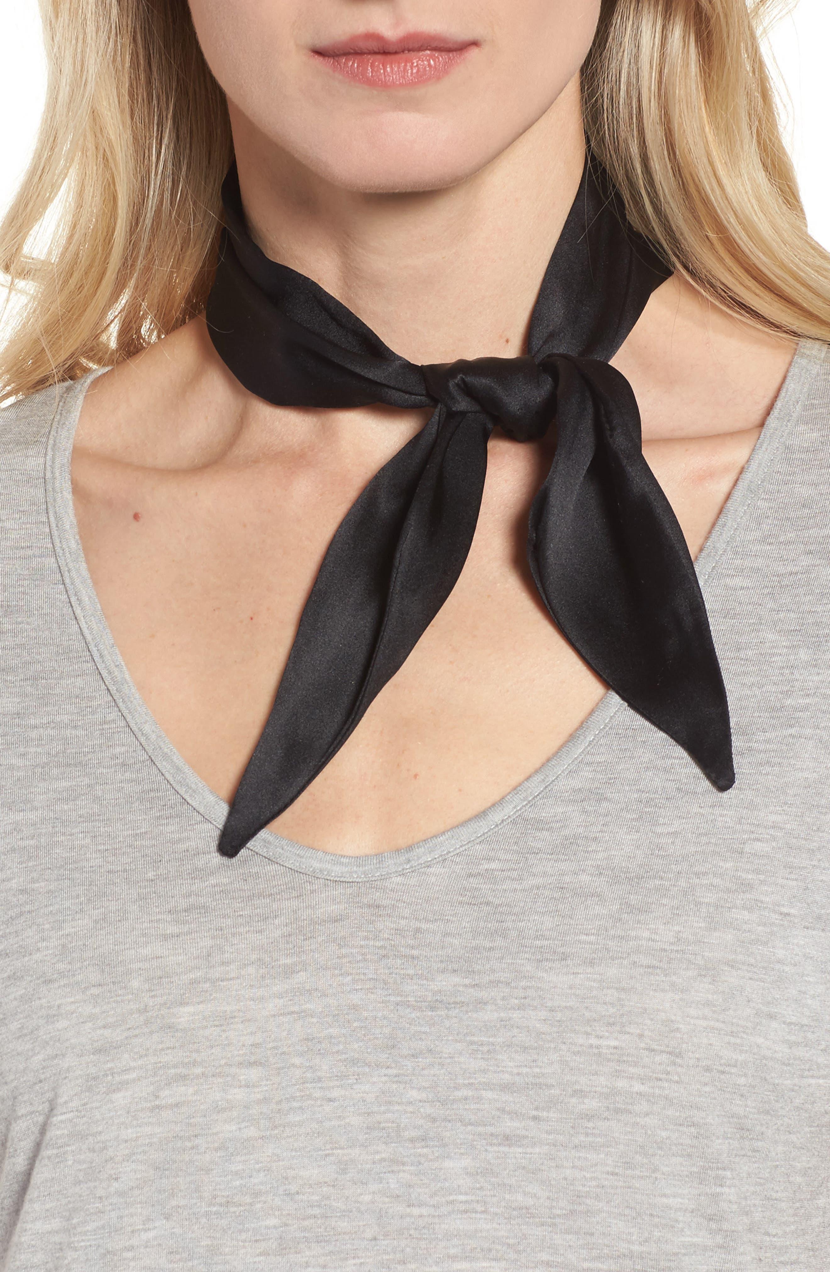 Silk Neckerchief,                         Main,                         color,