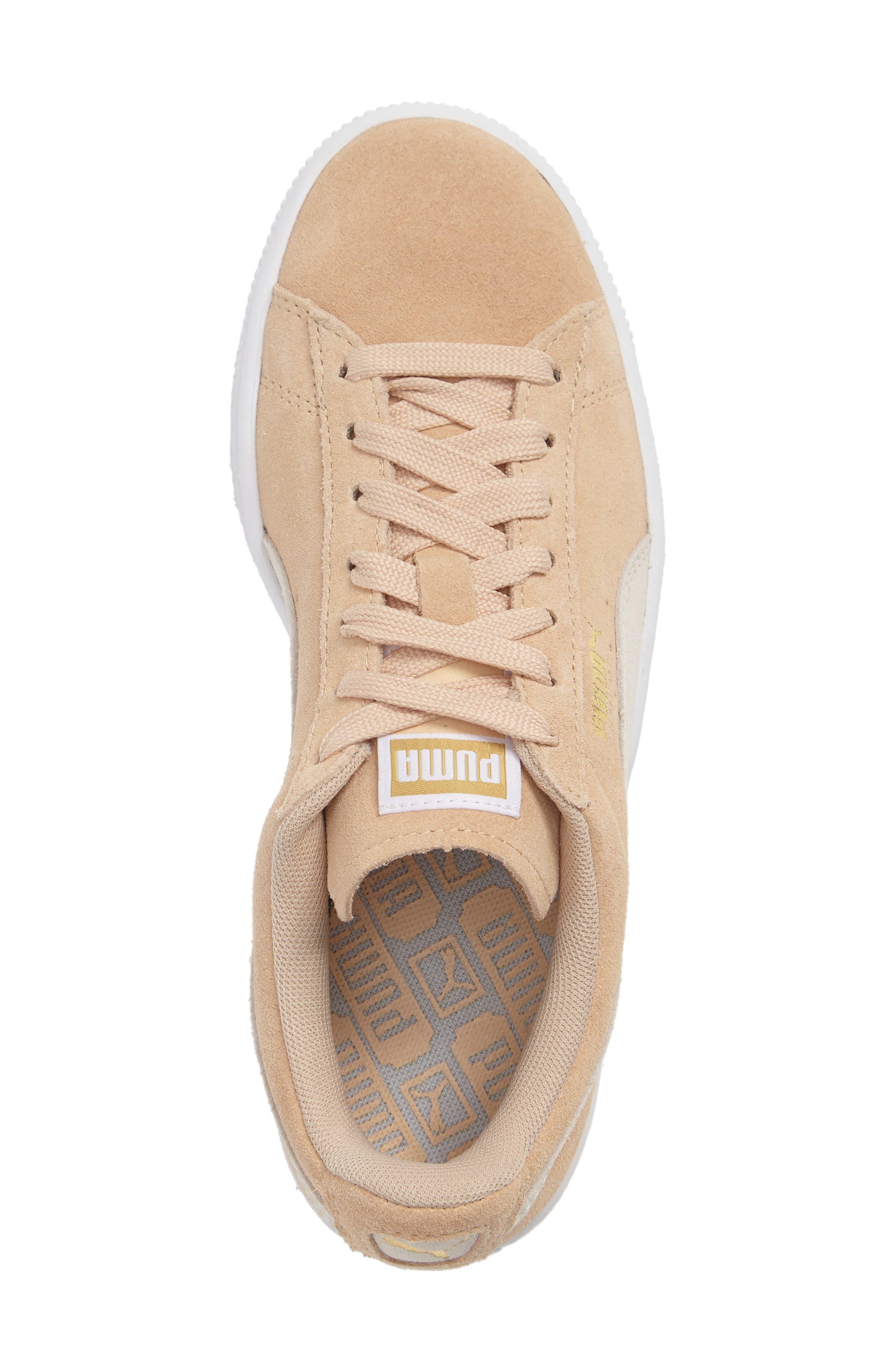 Suede Sneaker,                             Alternate thumbnail 67, color,