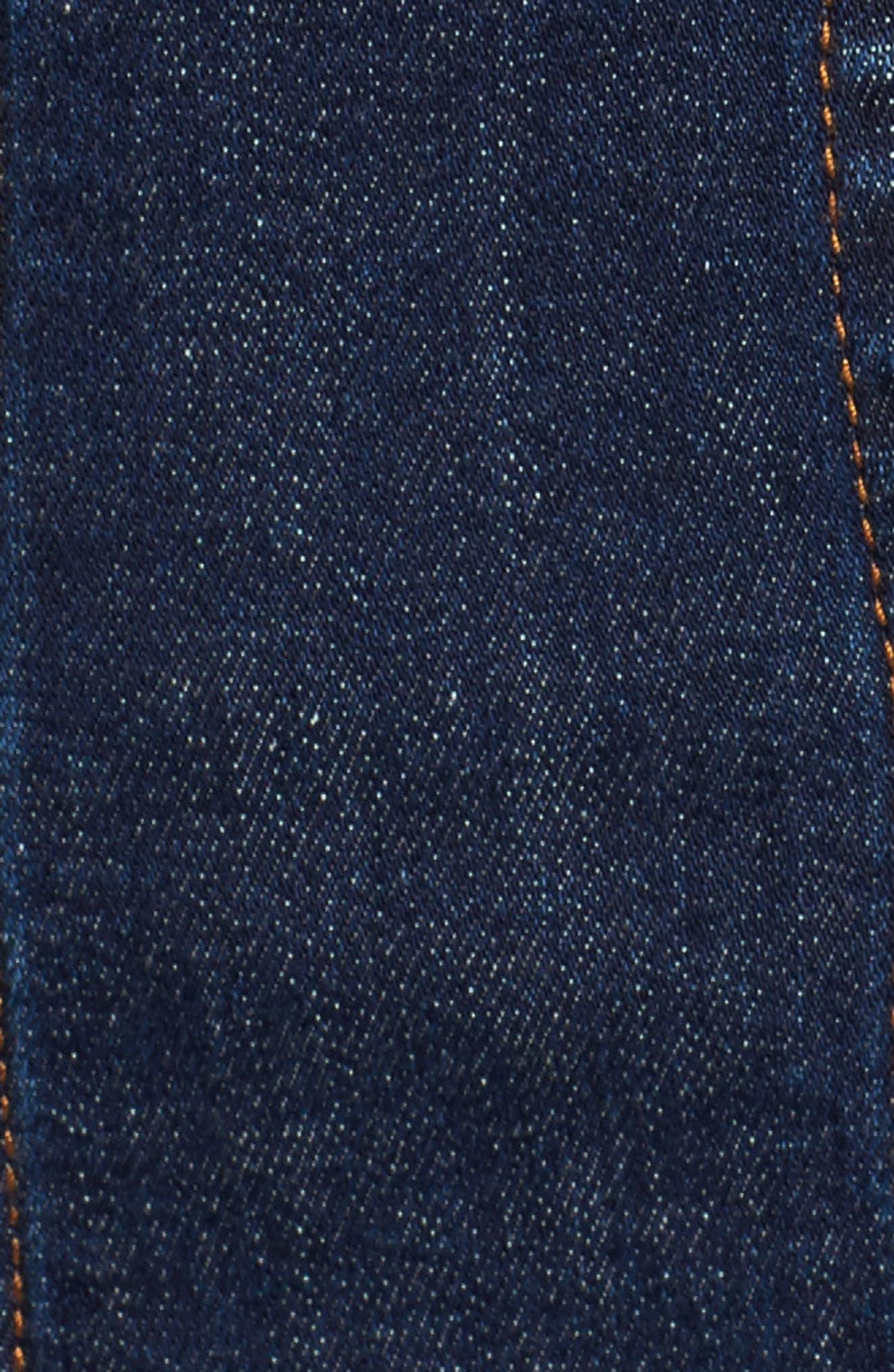 Canberra Denim Jacket,                             Alternate thumbnail 6, color,                             411