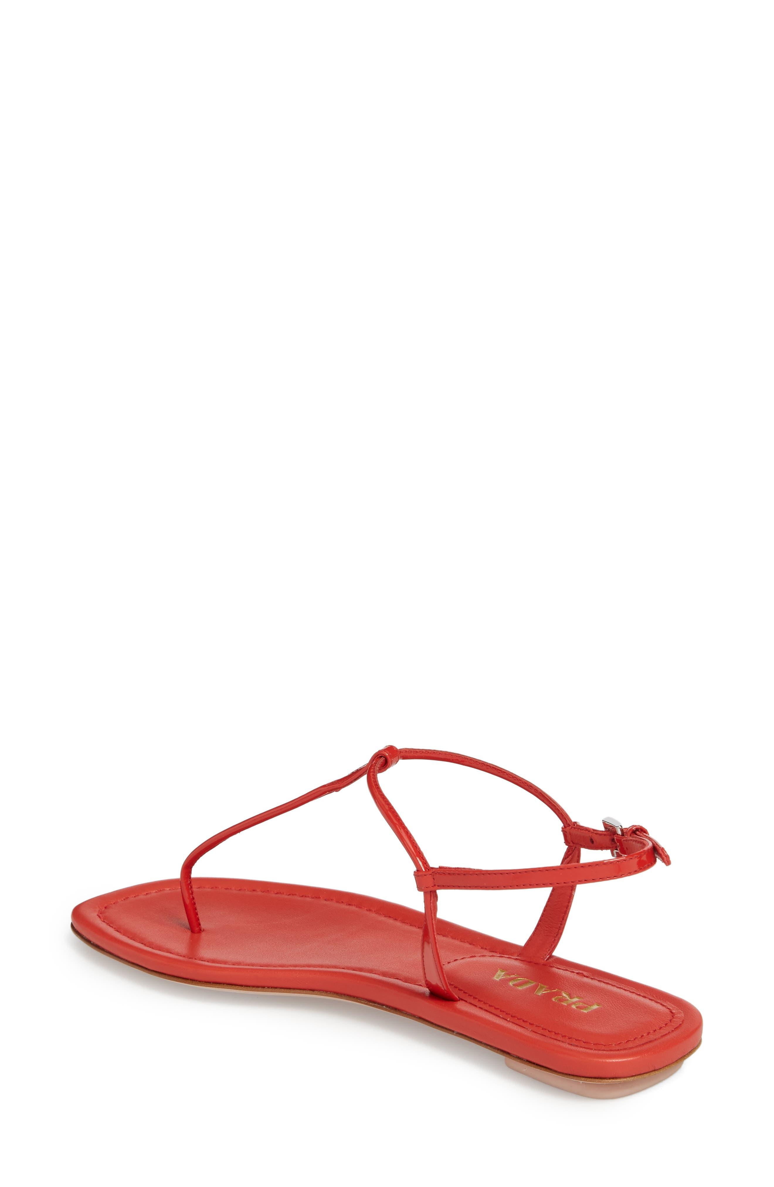 Thong Sandal,                             Alternate thumbnail 7, color,