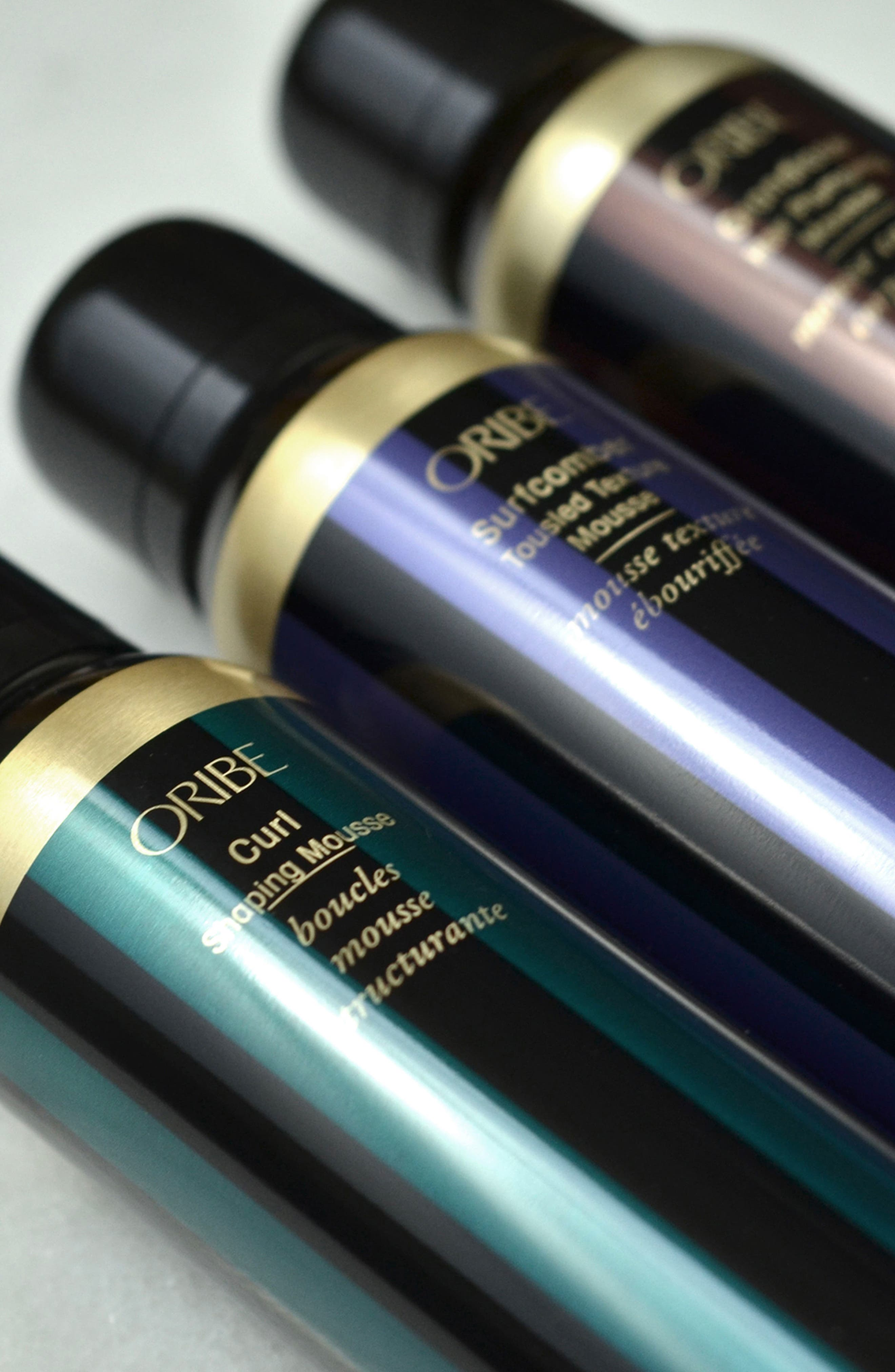 SPACE.NK.apothecary Oribe Surfcomber Tousled Texture Mousse,                             Alternate thumbnail 5, color,                             NO COLOR