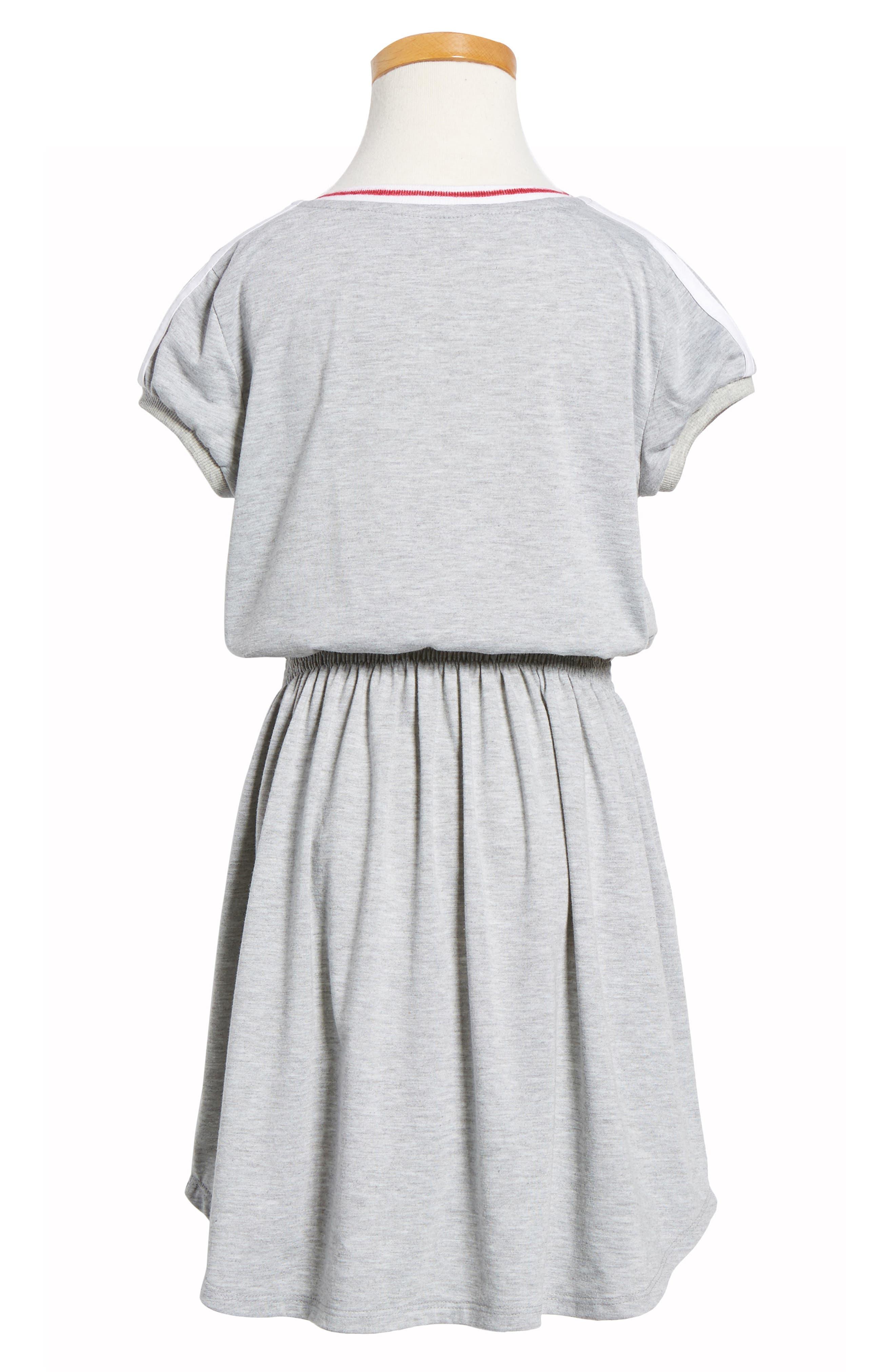 Knit Dress,                             Alternate thumbnail 2, color,                             020