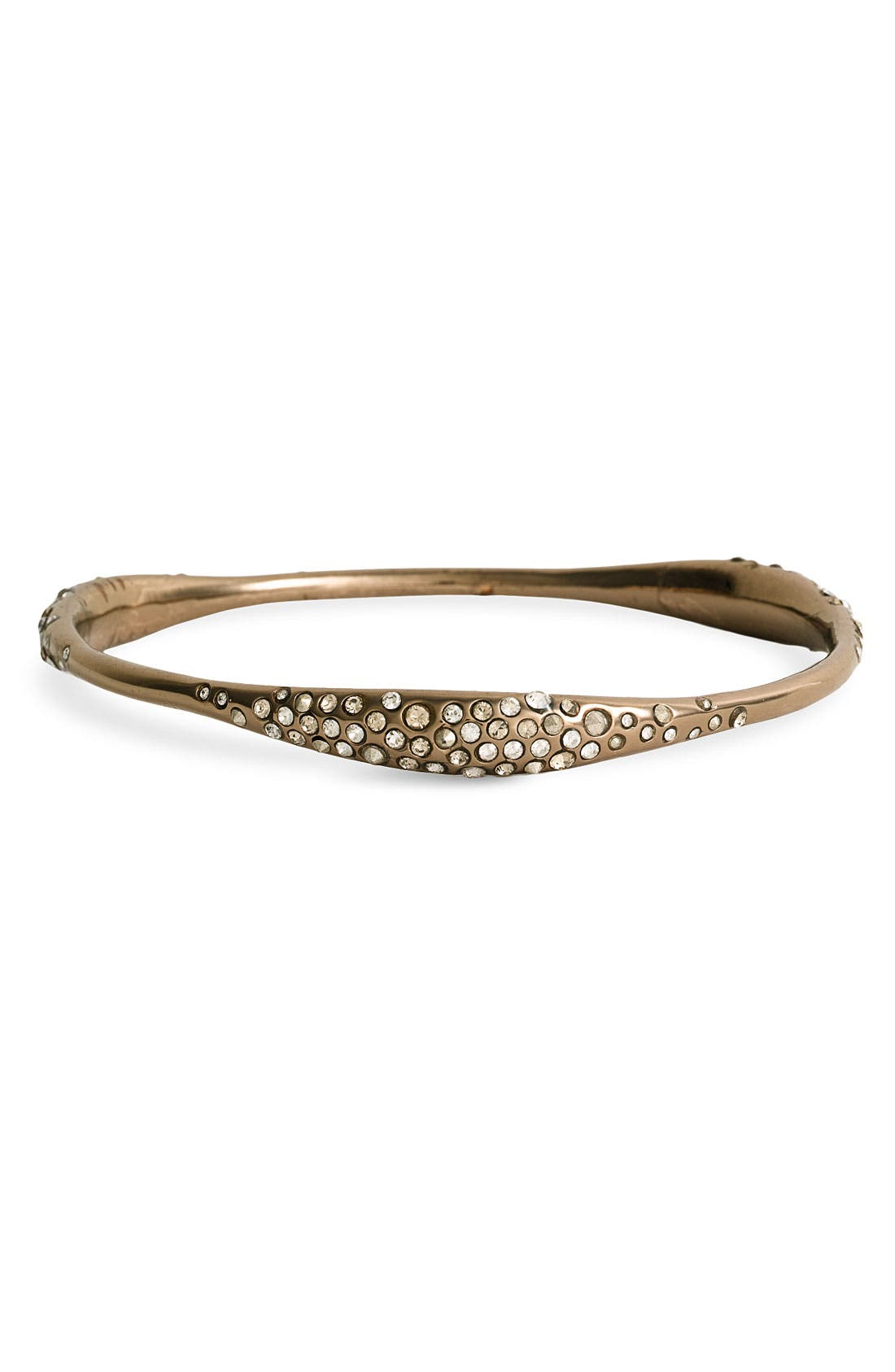 'Miss Havisham' Encrusted Skinny Bangle,                             Main thumbnail 3, color,