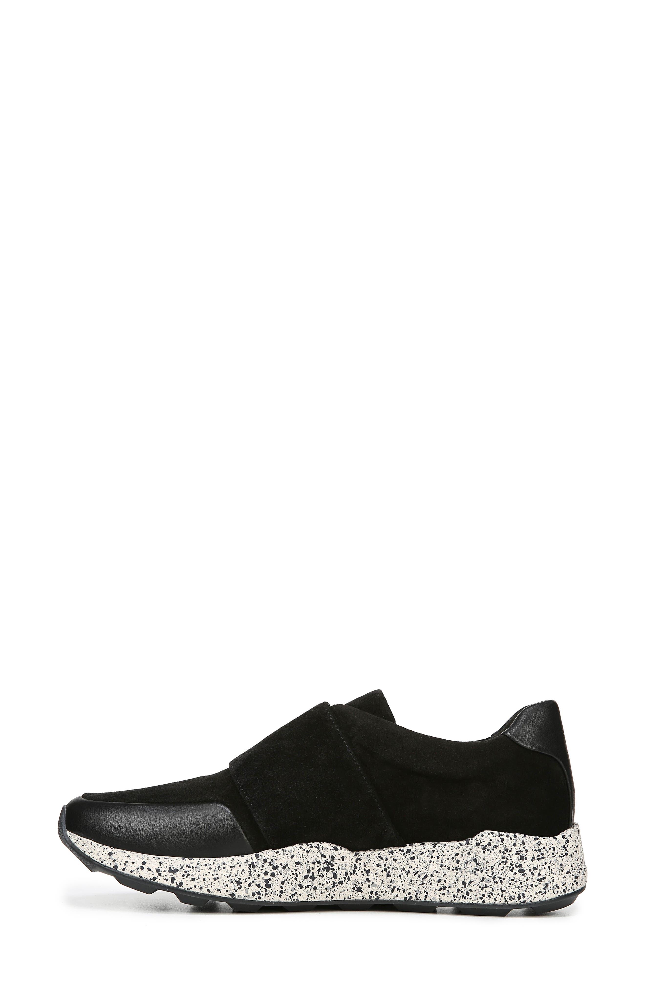 Gage Sneaker,                             Alternate thumbnail 8, color,                             BLACK COCO