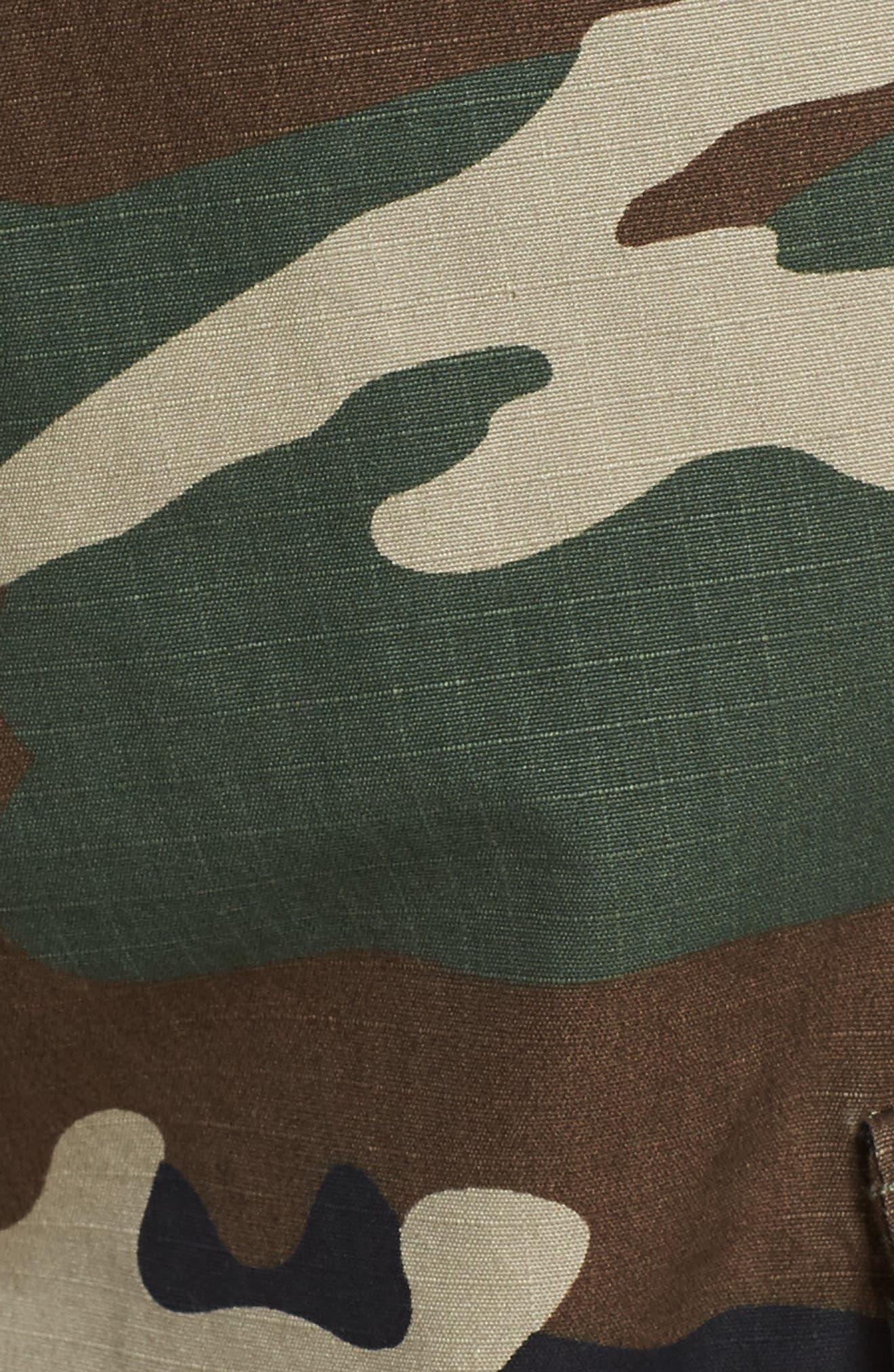 Recon II Cargo Shorts,                             Alternate thumbnail 5, color,                             344