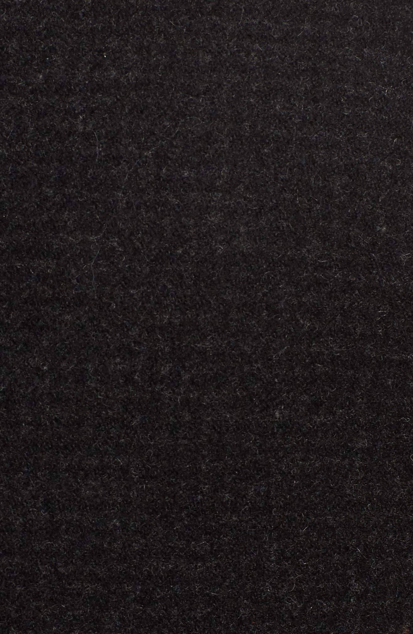 Bonded Bomber Jacket,                             Alternate thumbnail 6, color,                             010