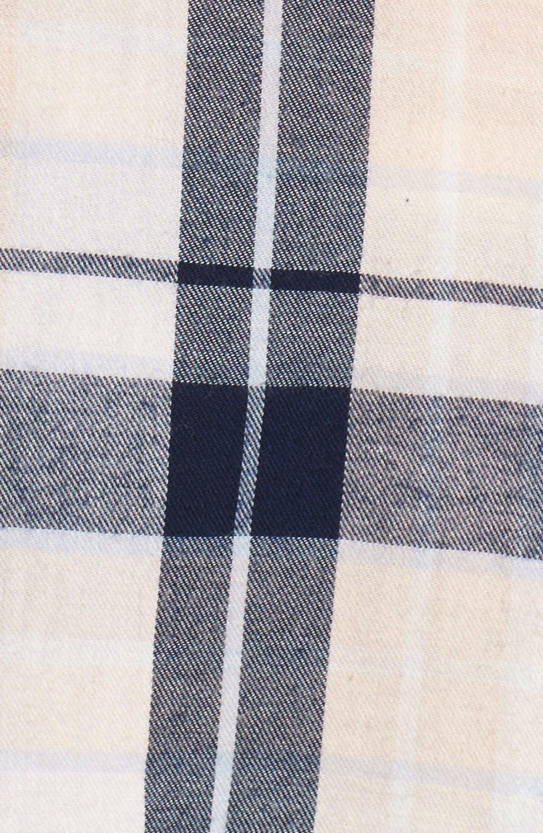 Cotton Twill Pajamas,                             Alternate thumbnail 16, color,