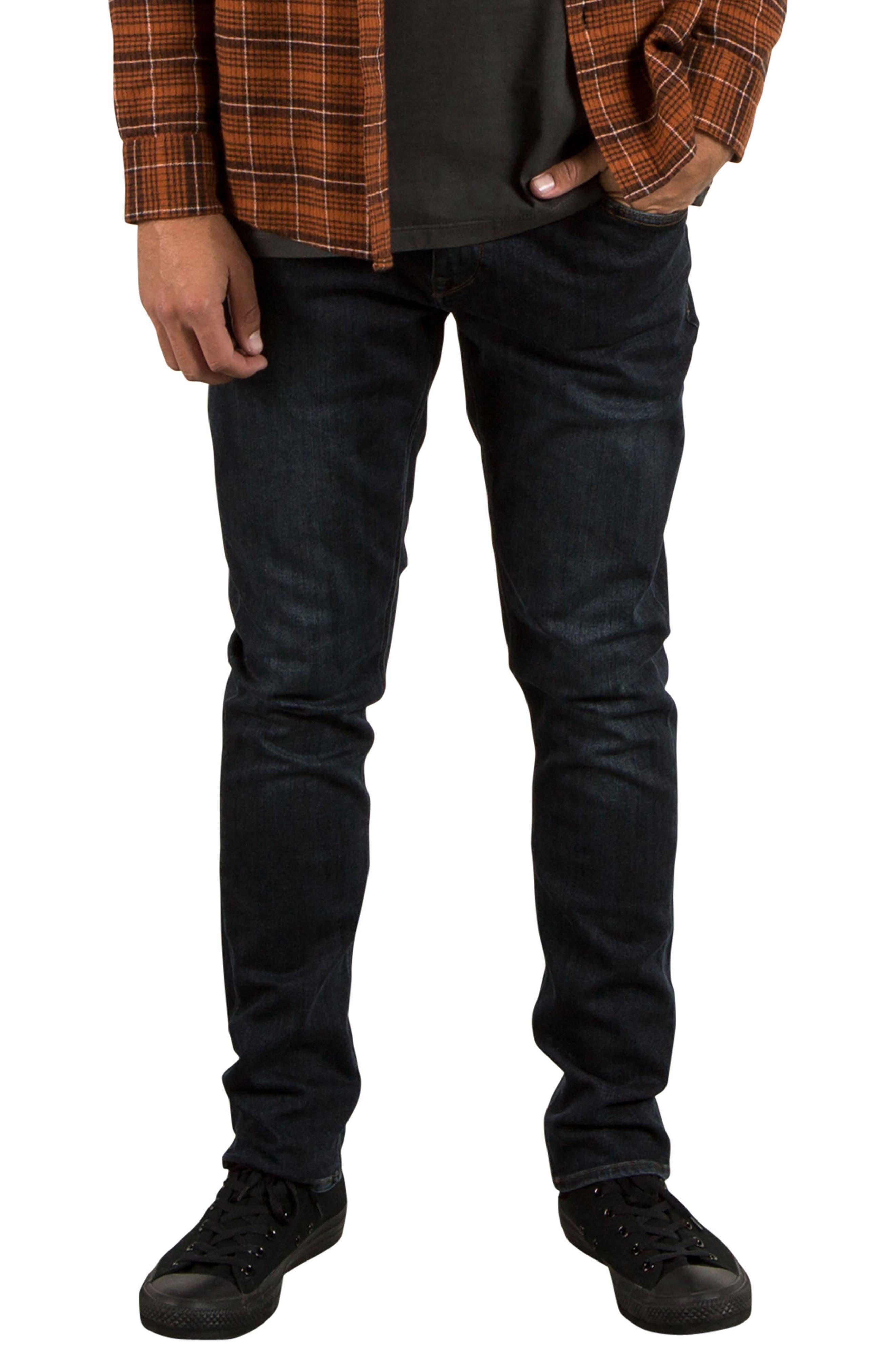 2x4 Slim Straight Leg Jeans,                             Main thumbnail 2, color,