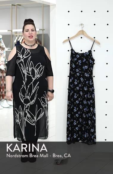 Cassandra Floral Dress, sales video thumbnail