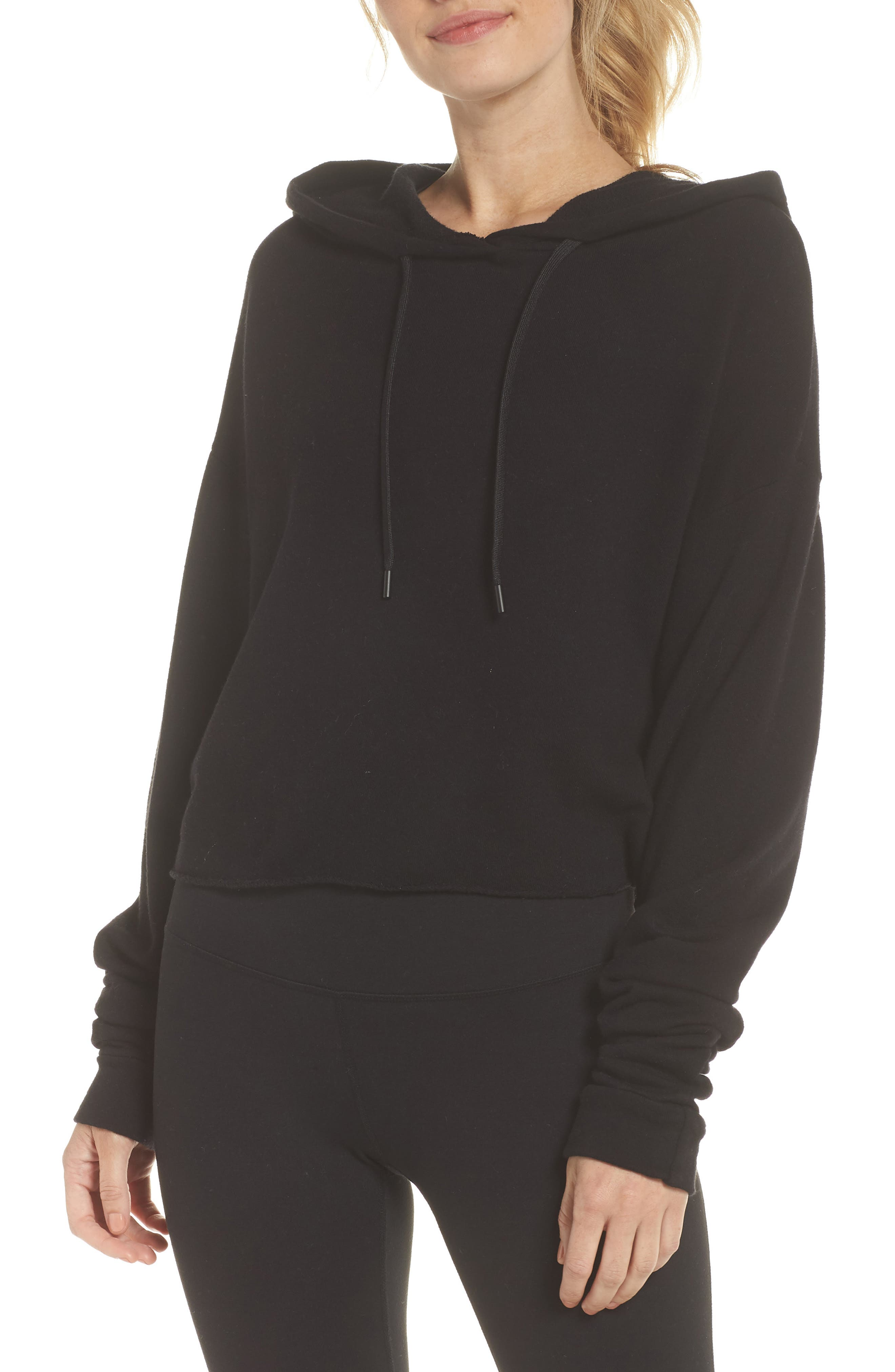Anya Babes Supporting Babes Hoodie,                         Main,                         color, 004