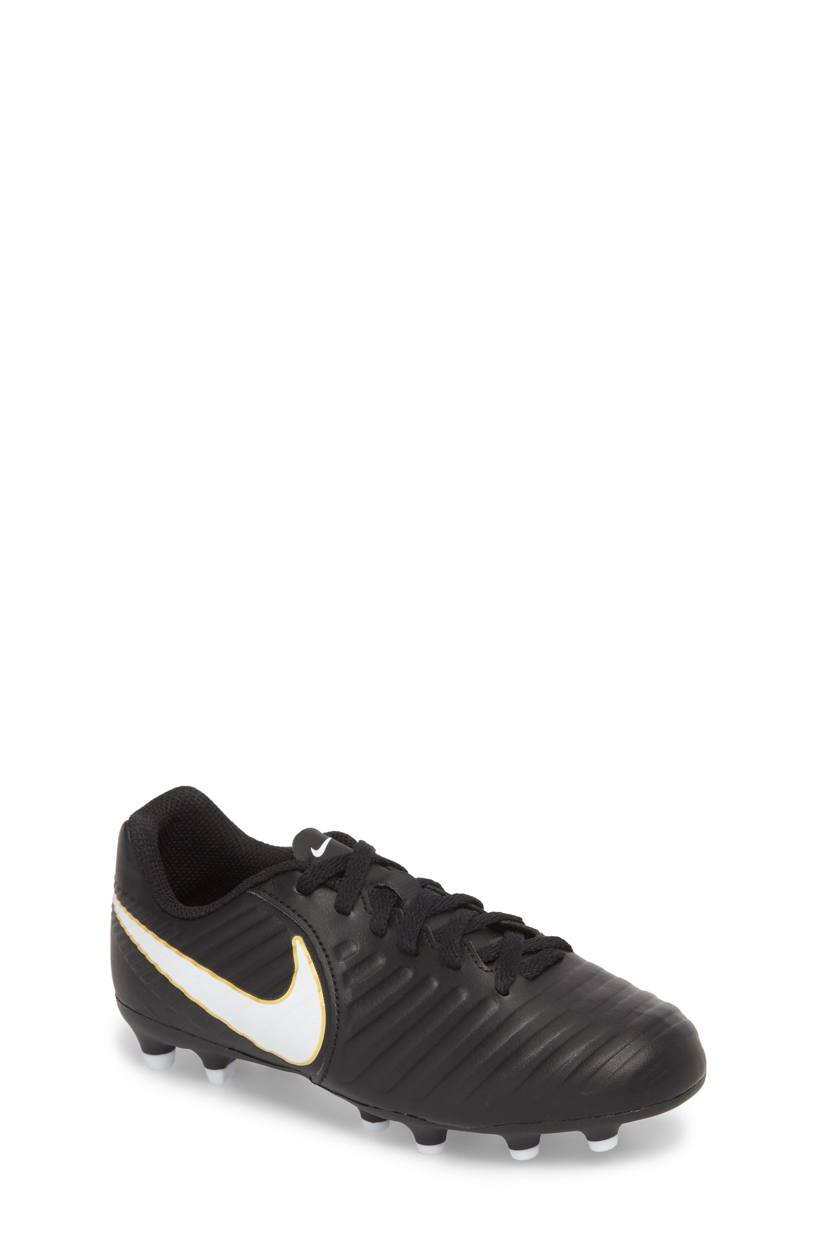 Tiempo Legend 7 Club Firm Ground Soccer Shoe,                             Main thumbnail 1, color,                             002