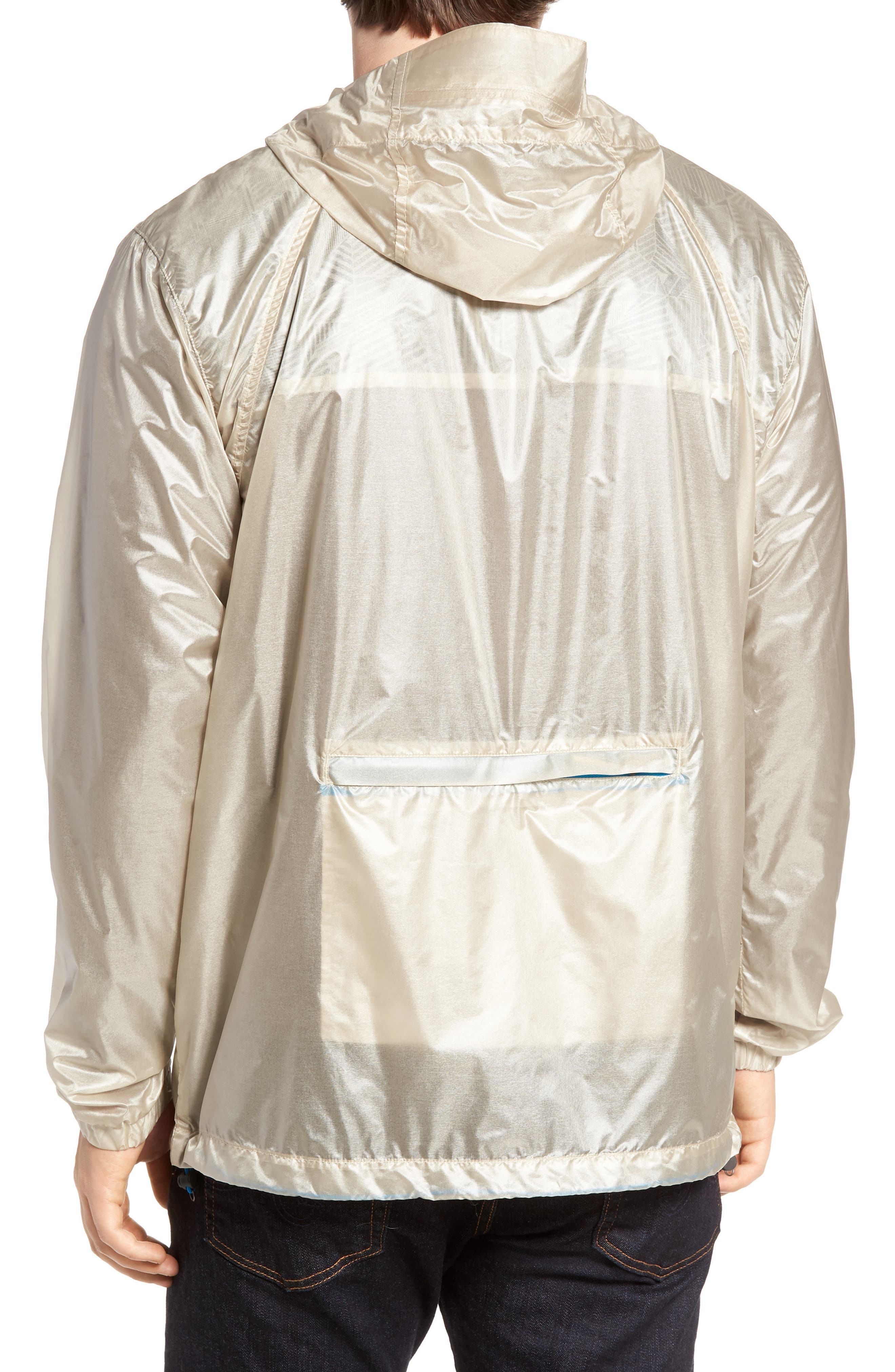 Sandpoint Regular Fit Water Resistant Jacket,                             Alternate thumbnail 2, color,                             SANDBANK