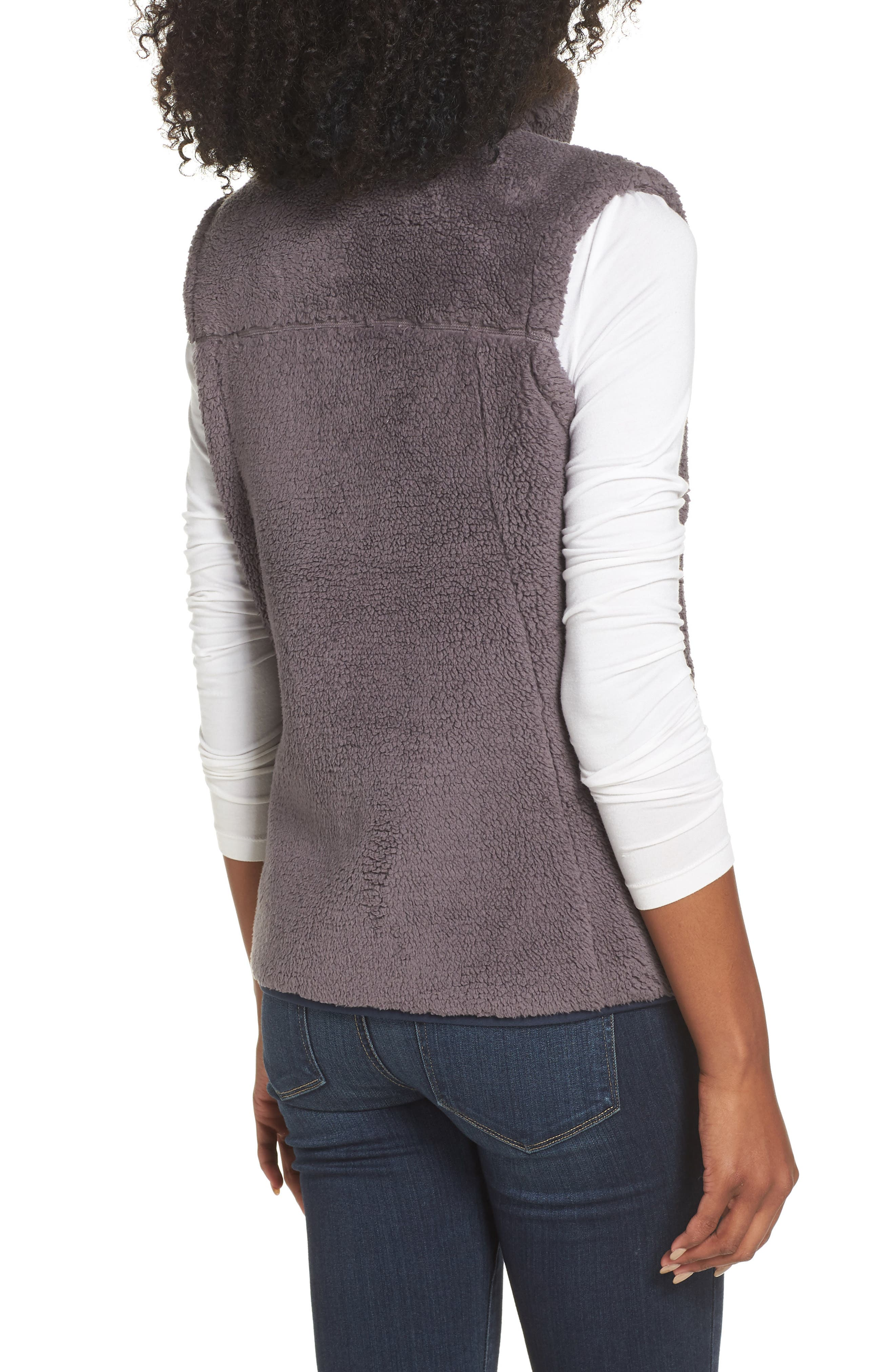 Campshire Vest,                             Alternate thumbnail 2, color,                             RABBIT GREY