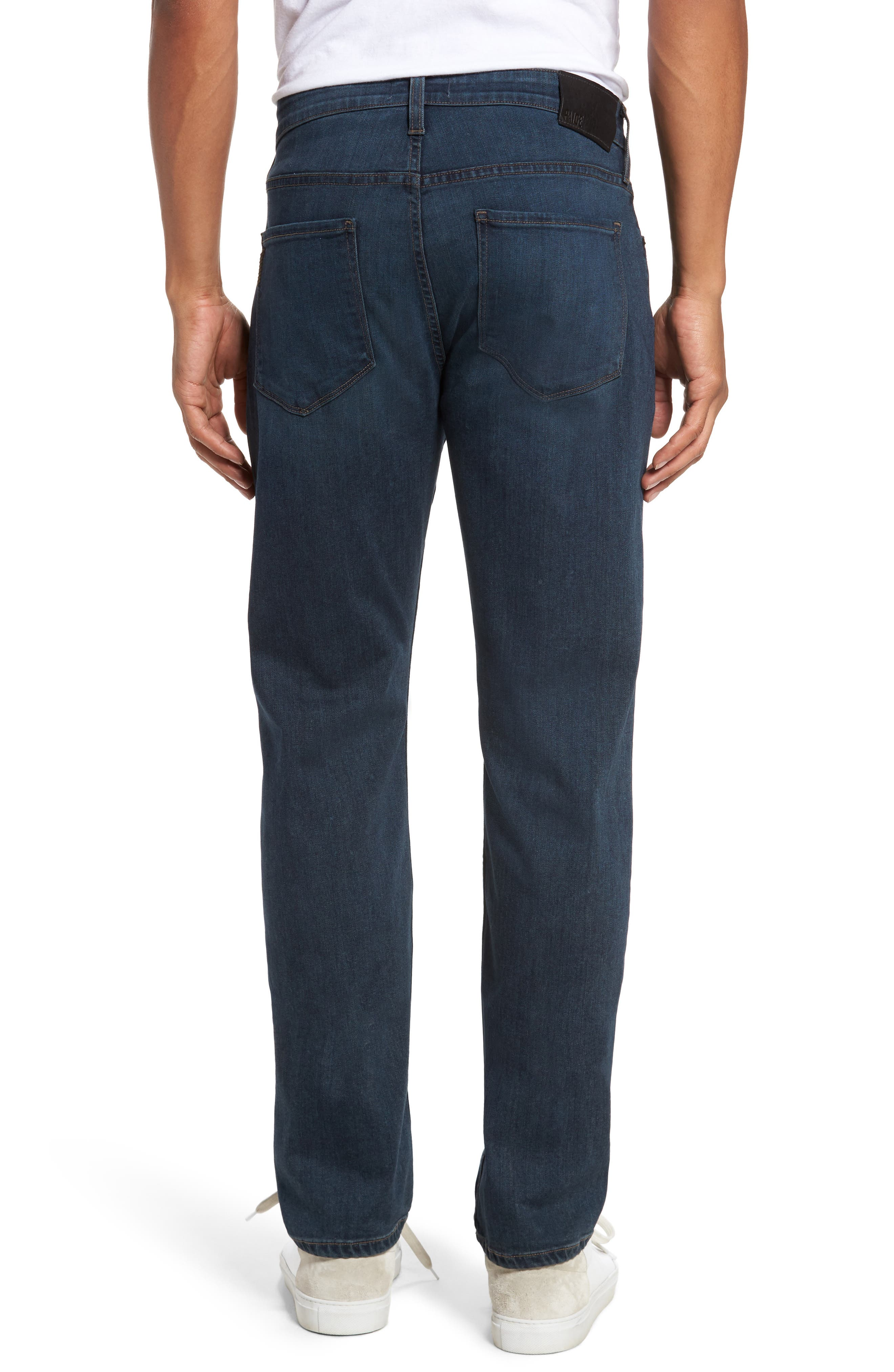Federal Slim Straight Fit Jeans,                             Alternate thumbnail 2, color,                             400