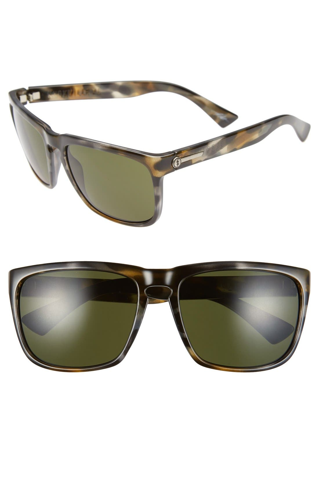 'Knoxville XL' 61mm Sunglasses,                             Main thumbnail 4, color,