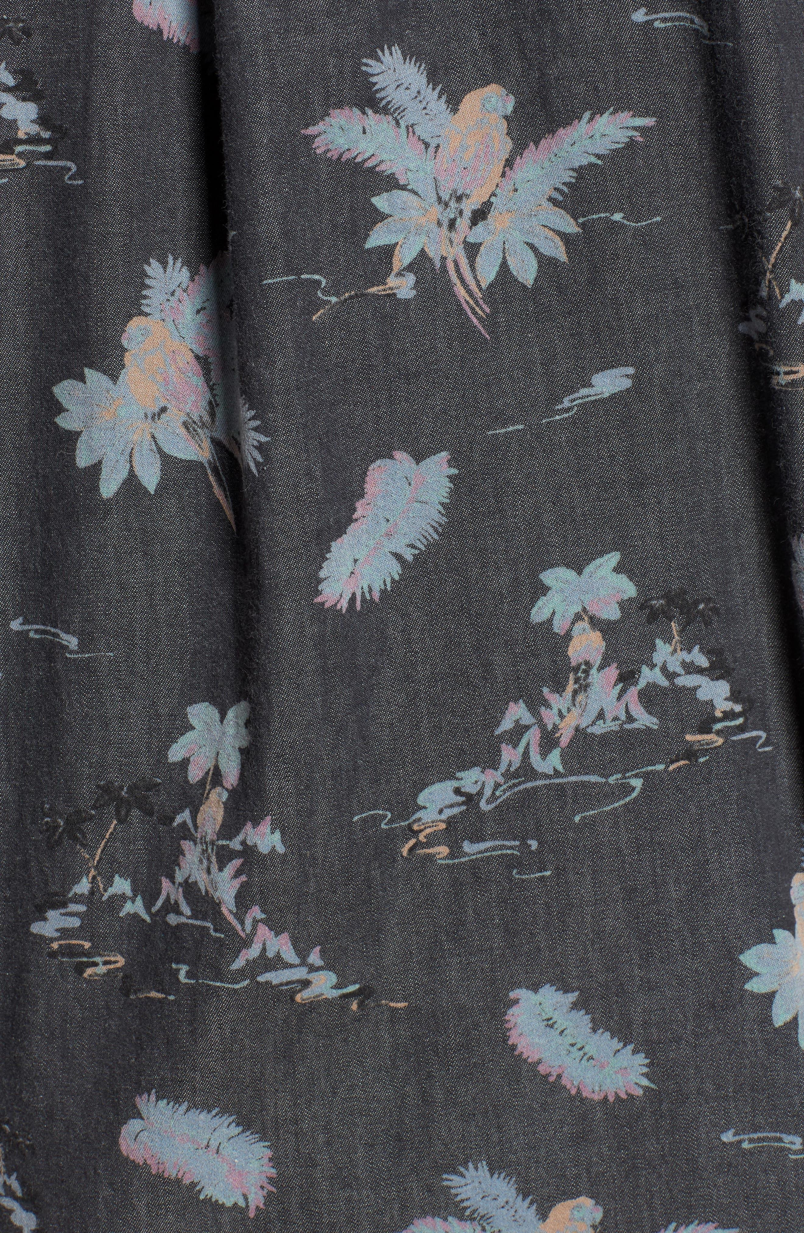 Meledrone Woven Shirt,                             Alternate thumbnail 9, color,