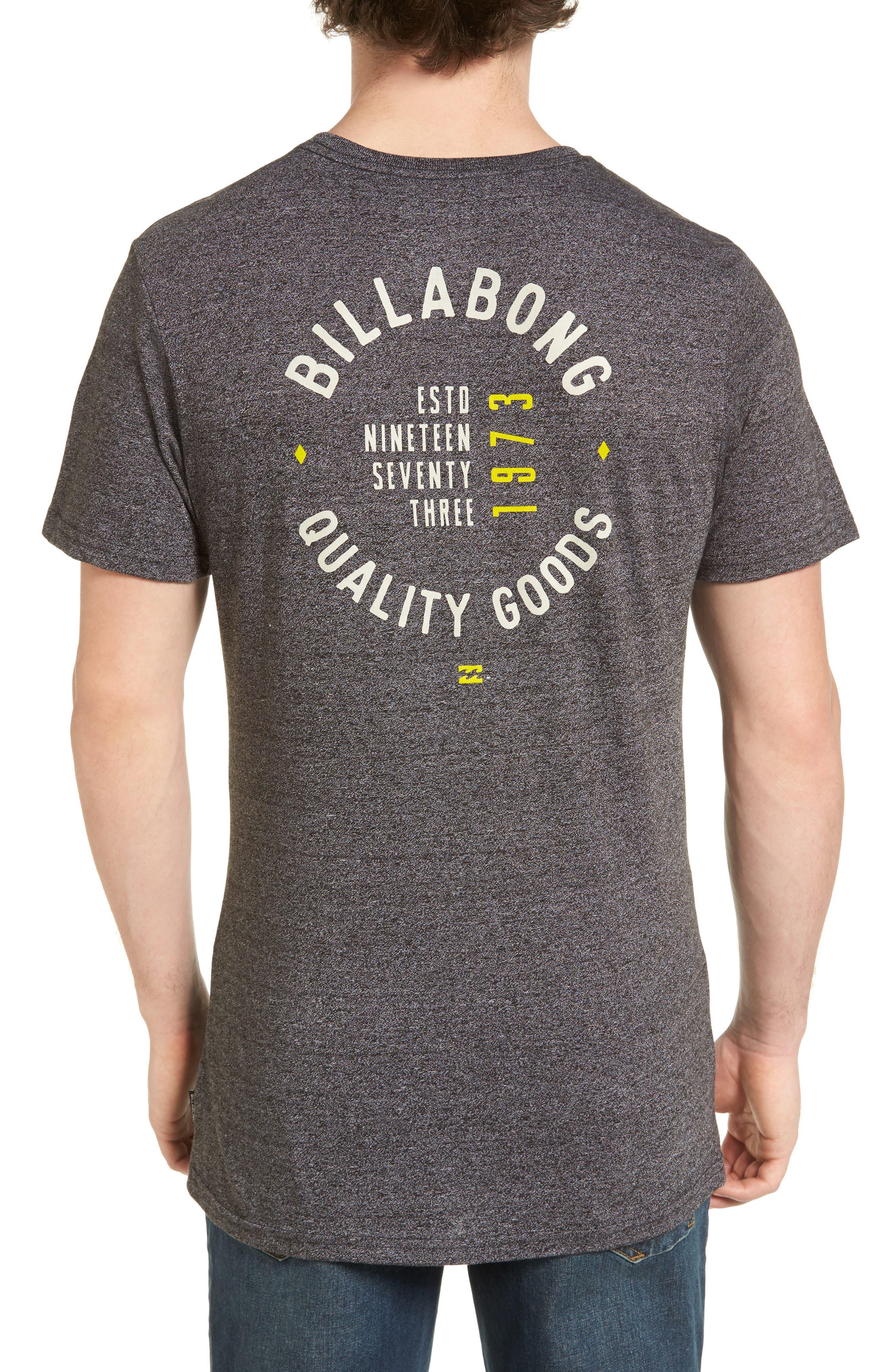 Wallace T-Shirt,                             Alternate thumbnail 2, color,                             001