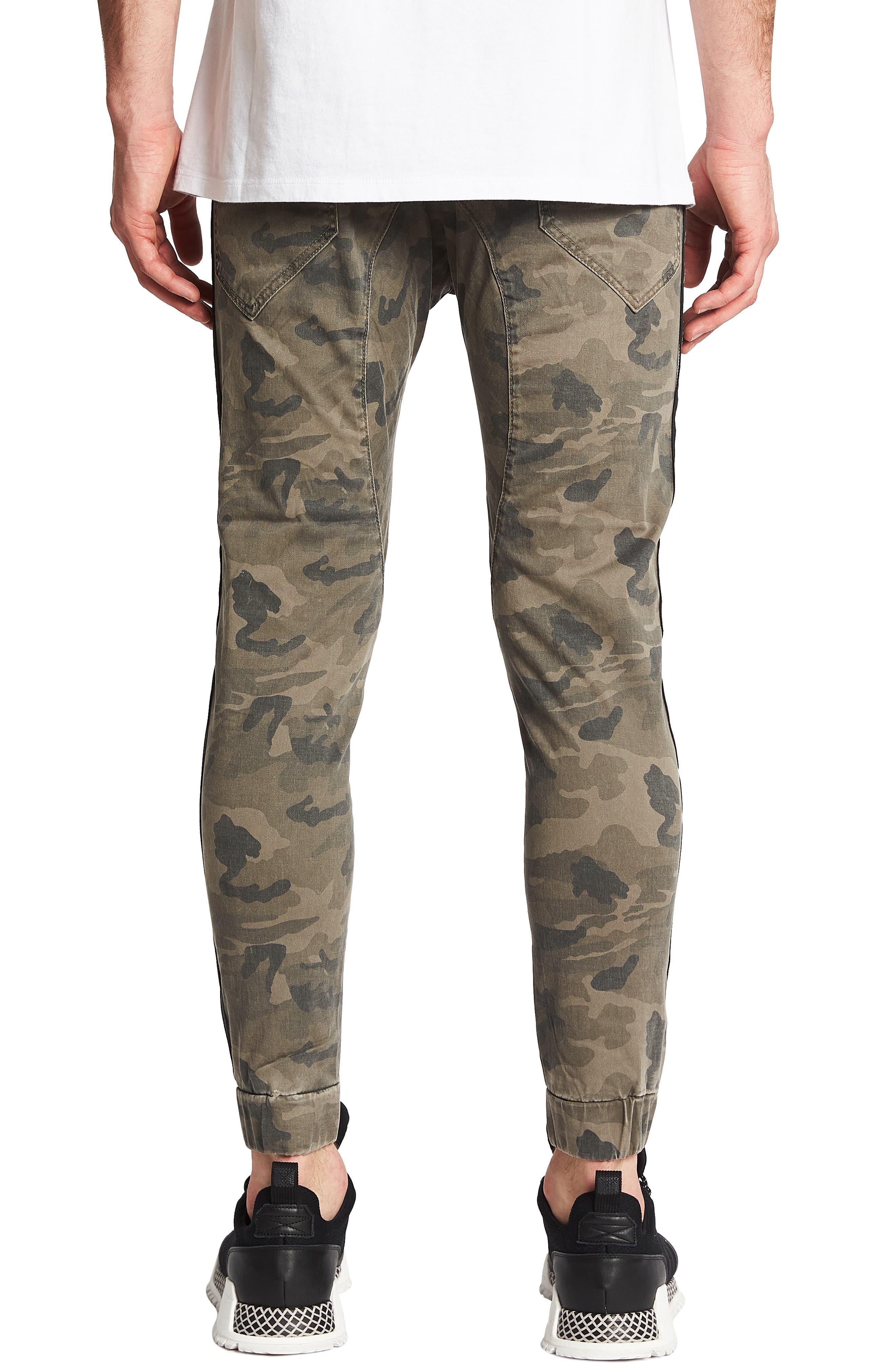 Firebrand Slim Fit Pants,                             Alternate thumbnail 2, color,                             AIRWOLF CAMO