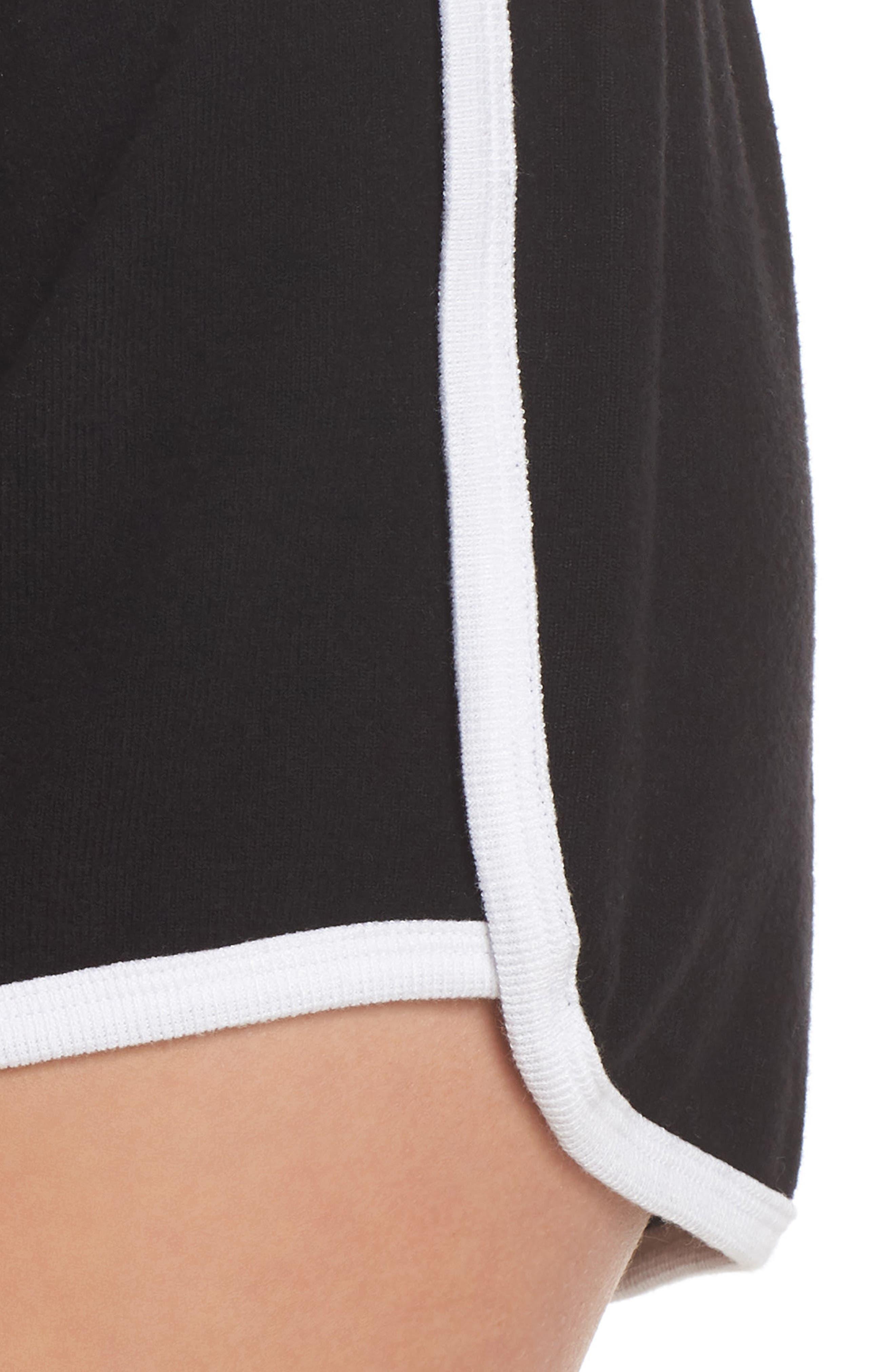 Too Cool Shorts,                             Alternate thumbnail 4, color,                             BLACK