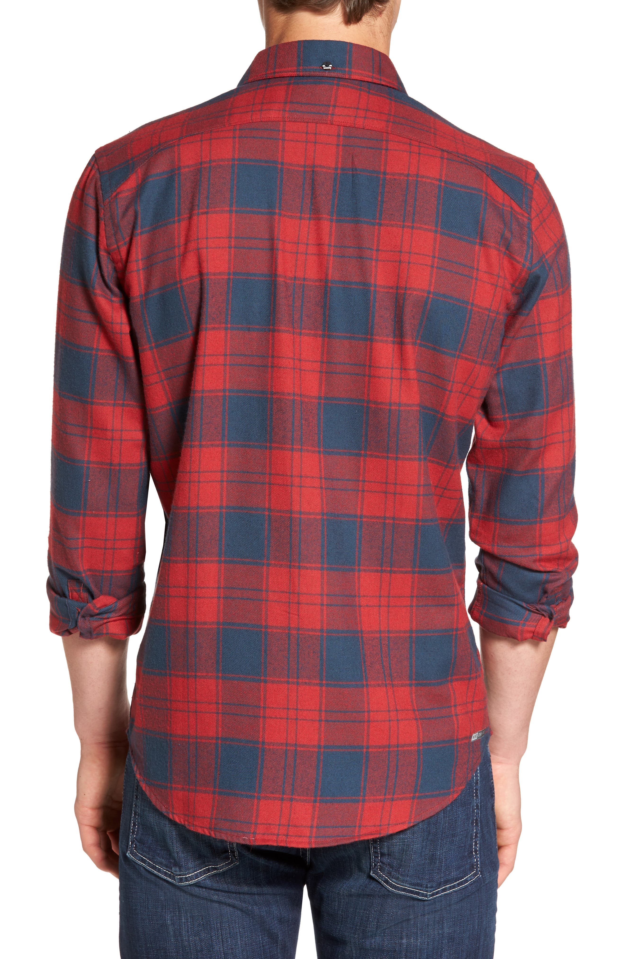 Check Dri-FIT Shirt,                             Alternate thumbnail 4, color,