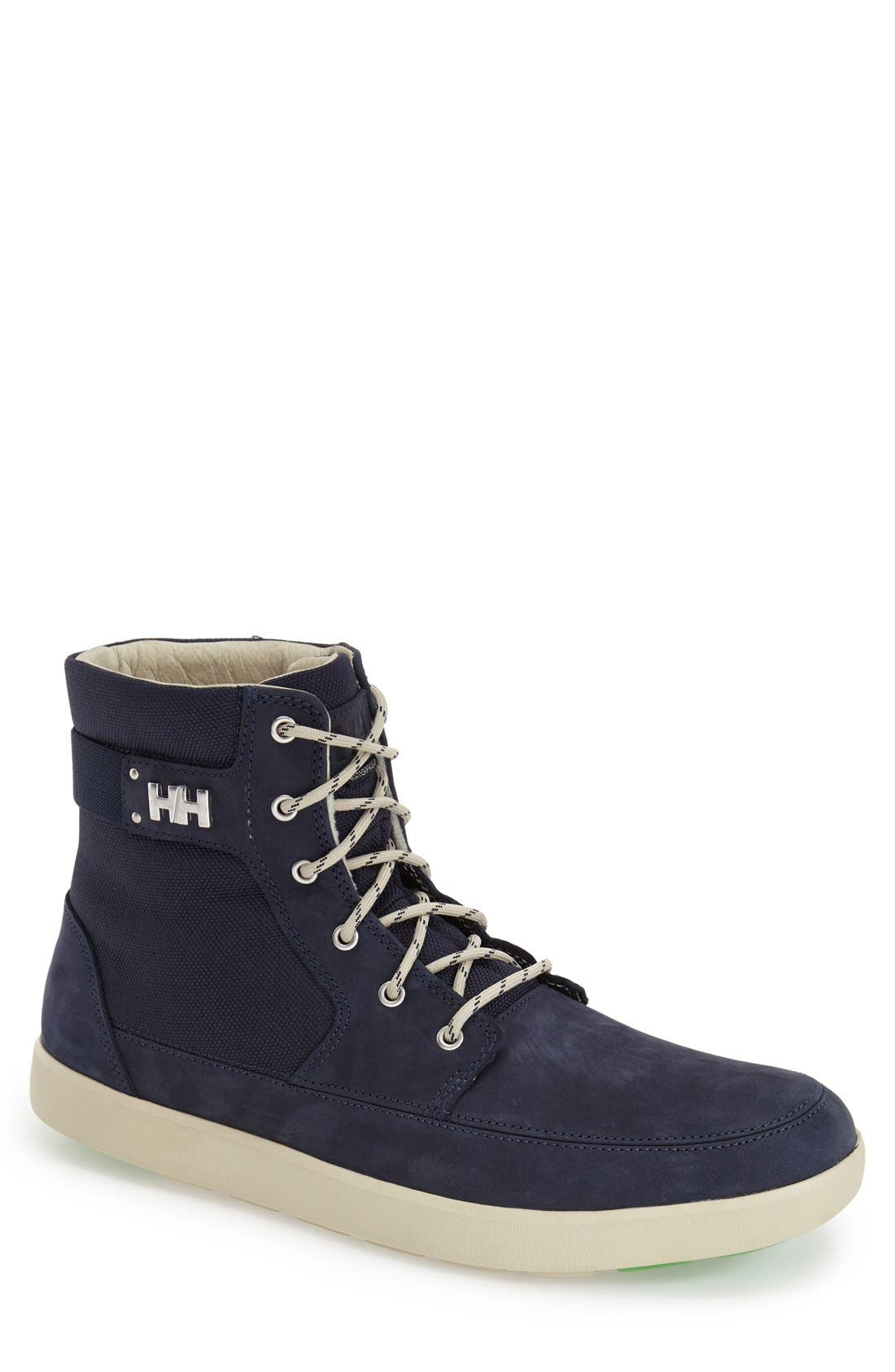 'Stockholm' Waterproof High Top Sneaker,                             Main thumbnail 1, color,                             489