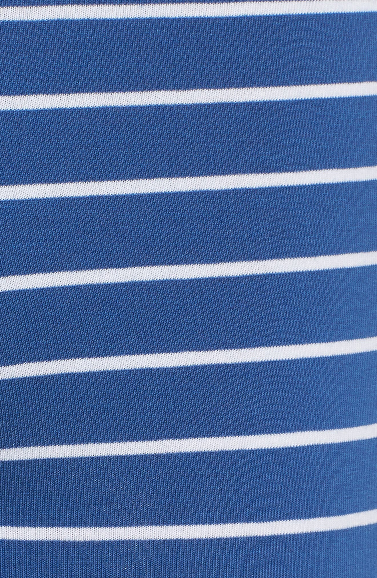Stripe Boxer Briefs,                             Alternate thumbnail 5, color,                             BLUE