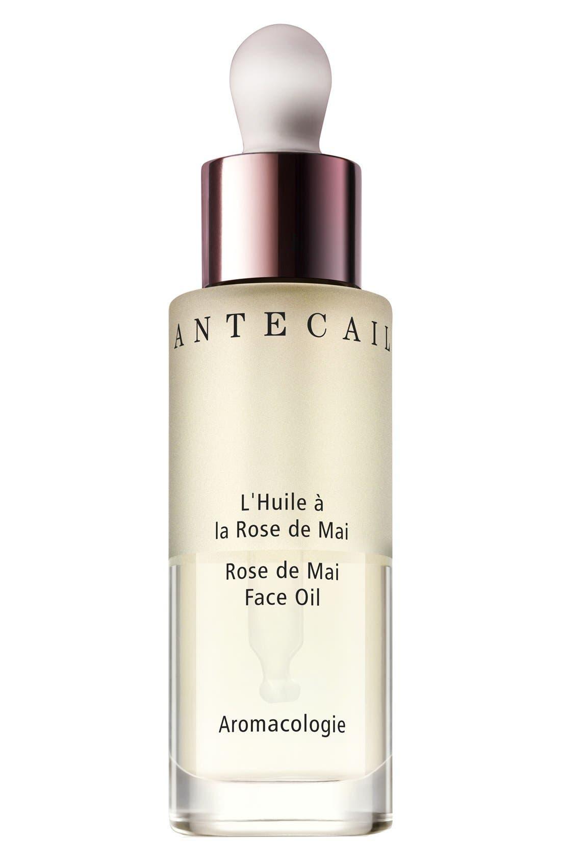 Rose de Mai Face Oil,                             Main thumbnail 1, color,                             NO COLOR