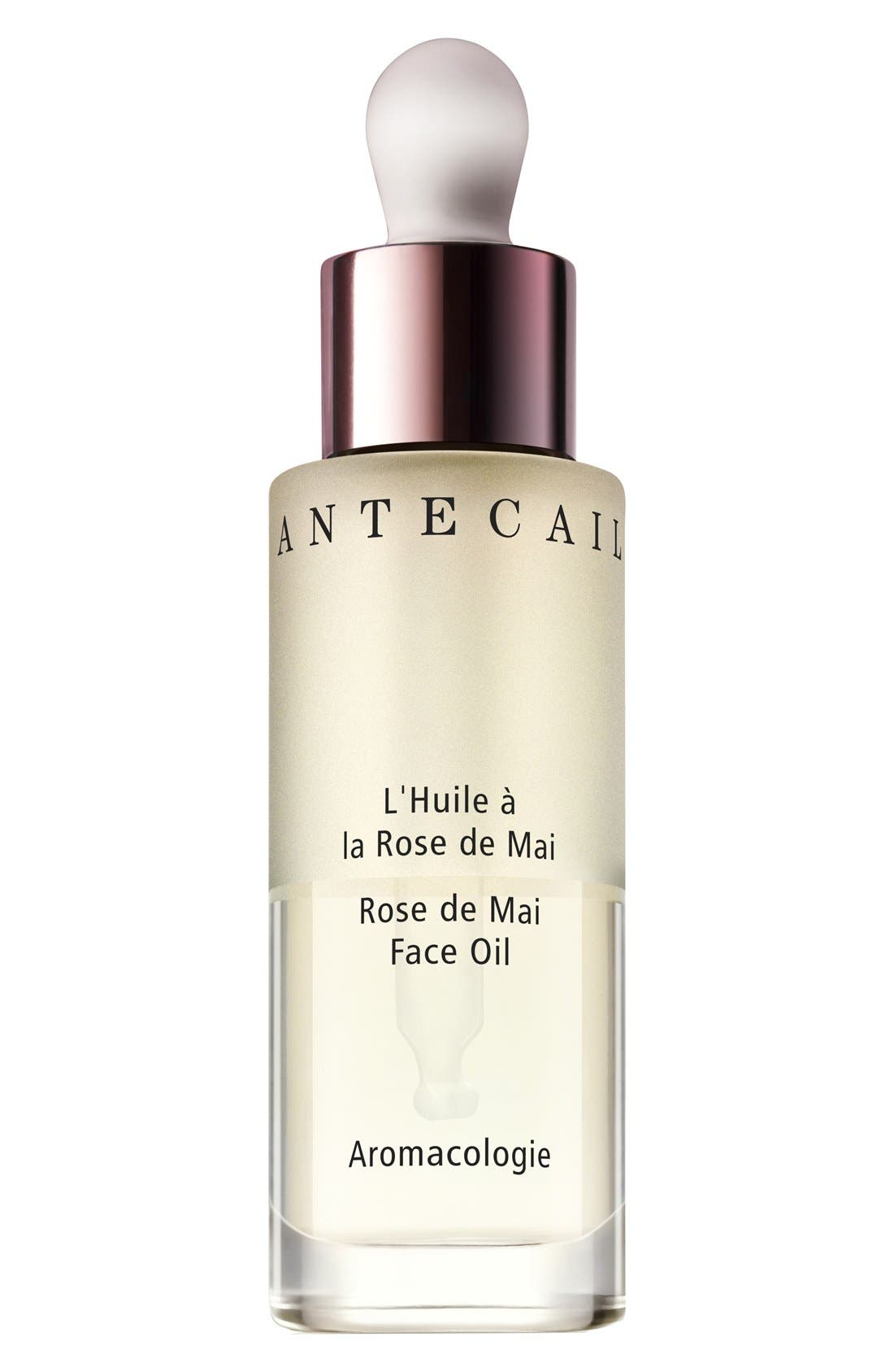 Rose de Mai Face Oil,                         Main,                         color, NO COLOR