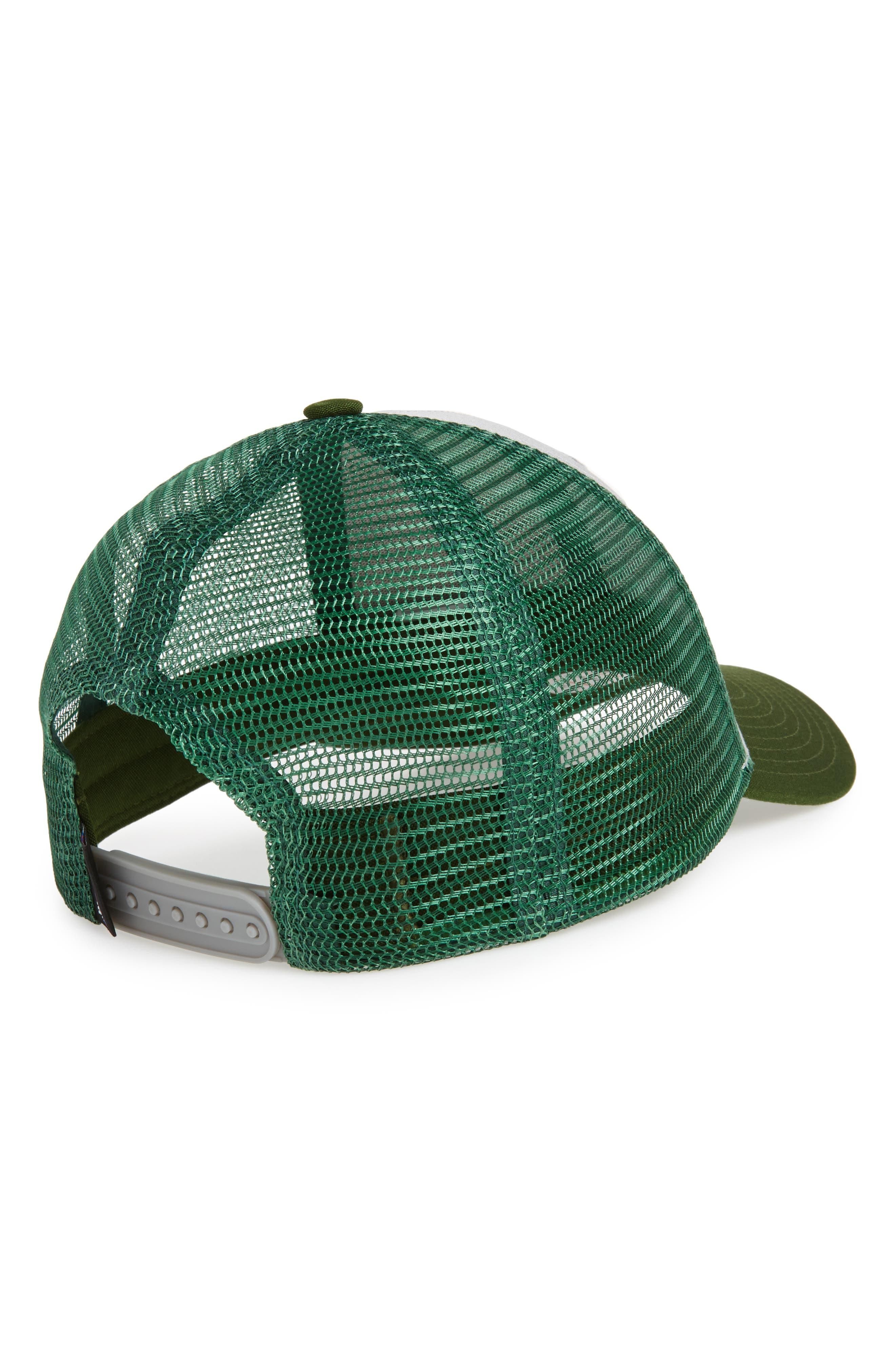 Board Short Trucker Hat,                             Alternate thumbnail 2, color,                             021