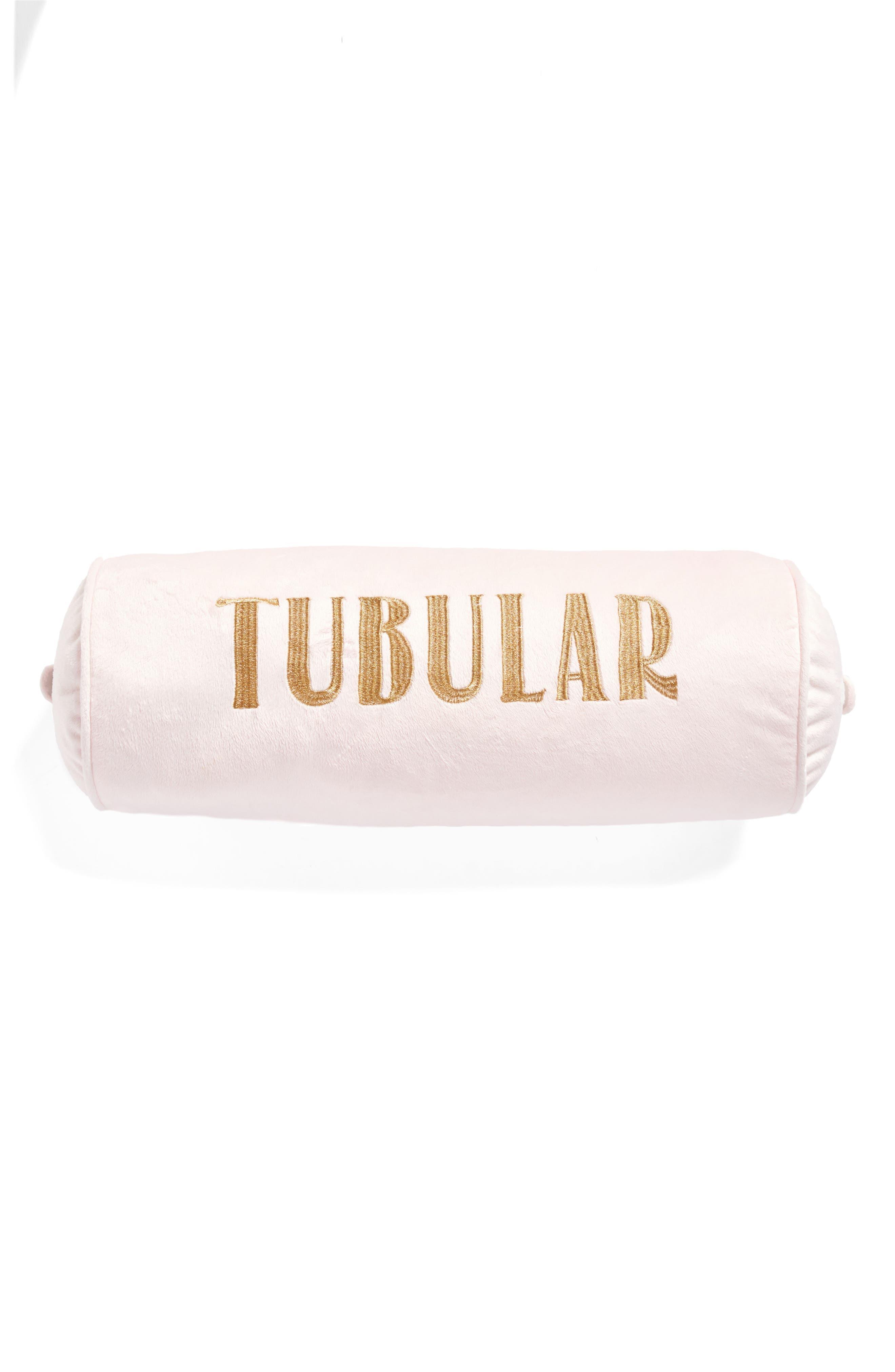 Tubular Neckroll Pillow,                         Main,                         color,