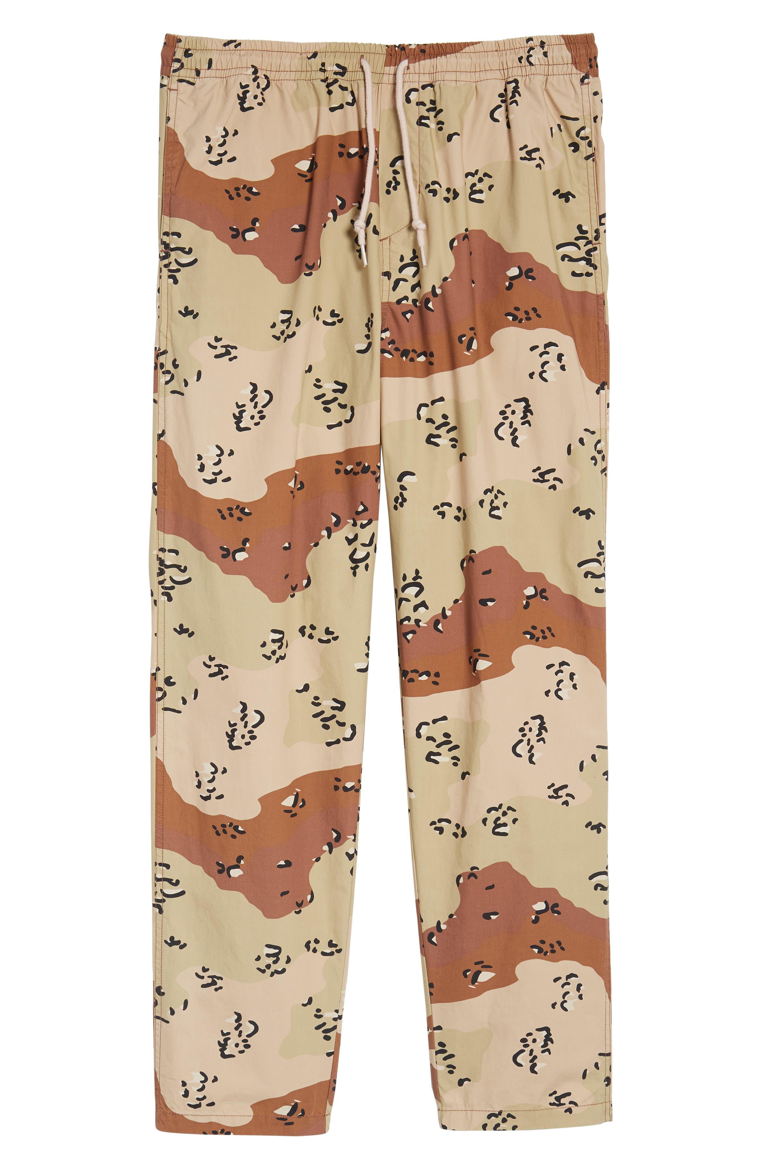 Easy Camo Pants,                             Alternate thumbnail 6, color,