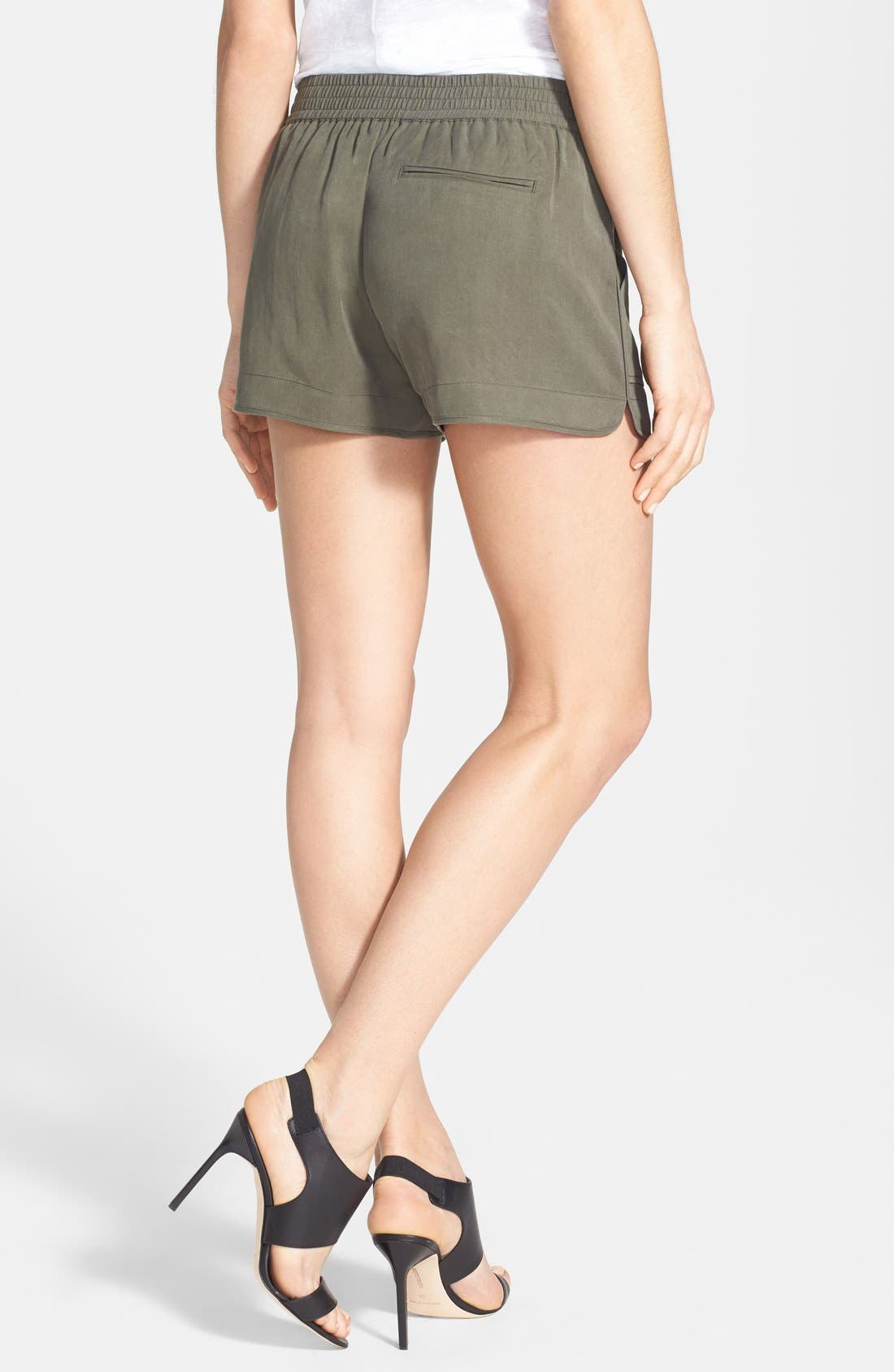 Beso Woven Shorts,                             Alternate thumbnail 10, color,