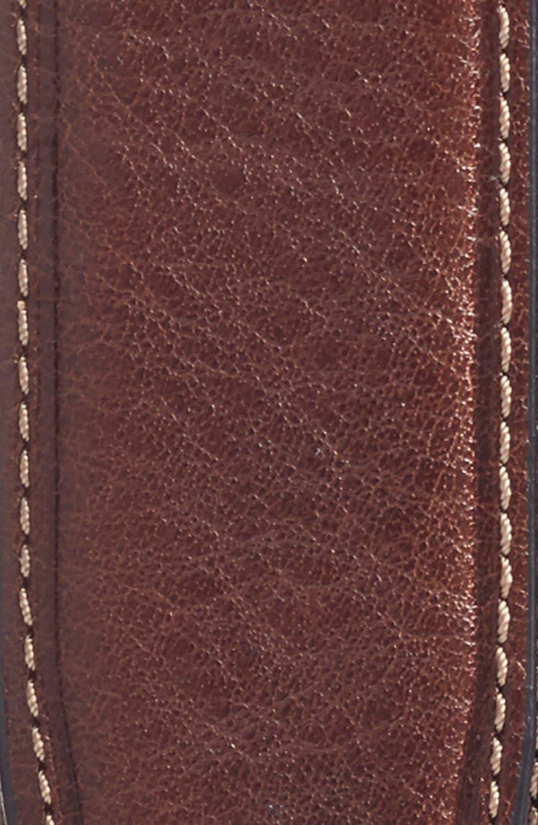 Reversible Leather Belt,                             Alternate thumbnail 2, color,