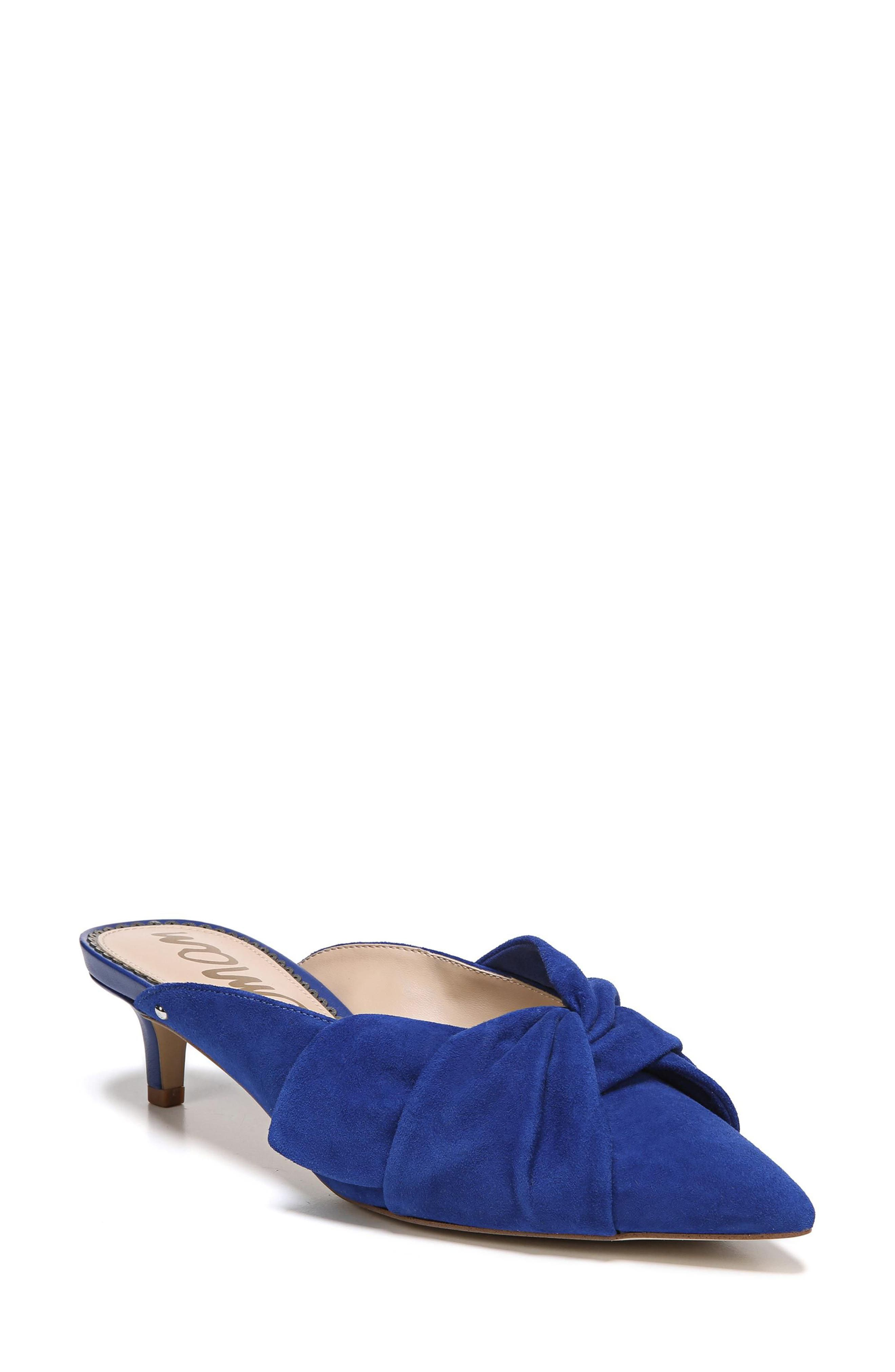 Laney Pointy Toe Mule,                             Main thumbnail 2, color,