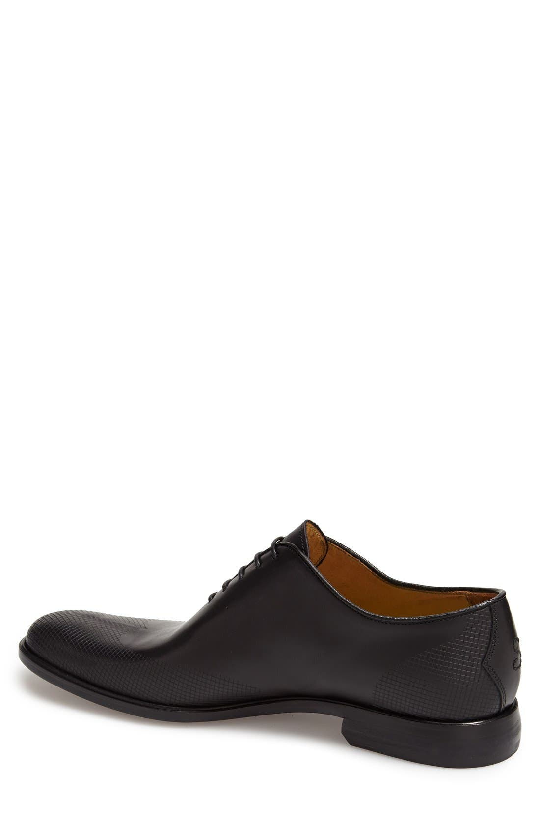 'Colladera' Wholecut Wingtip,                             Alternate thumbnail 3, color,                             001