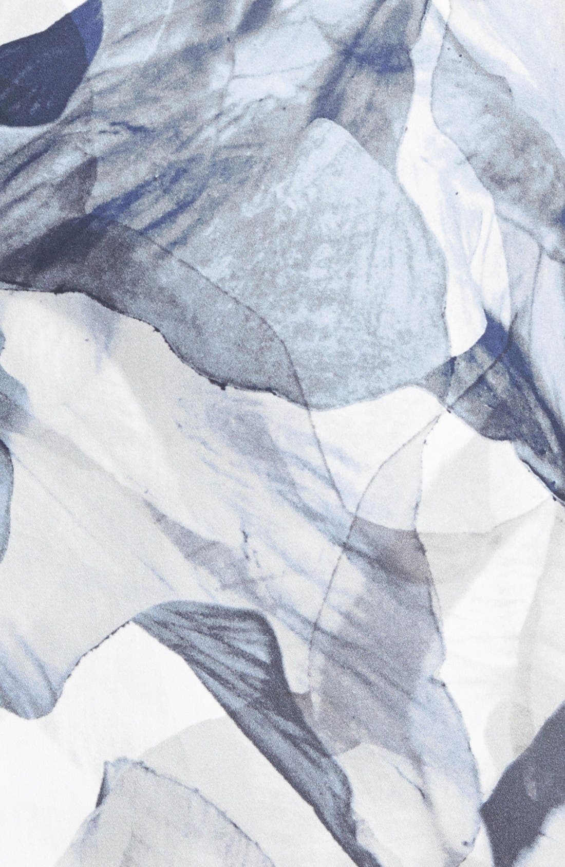 'Dinoma' Belted Sheath Dress,                             Alternate thumbnail 3, color,                             492