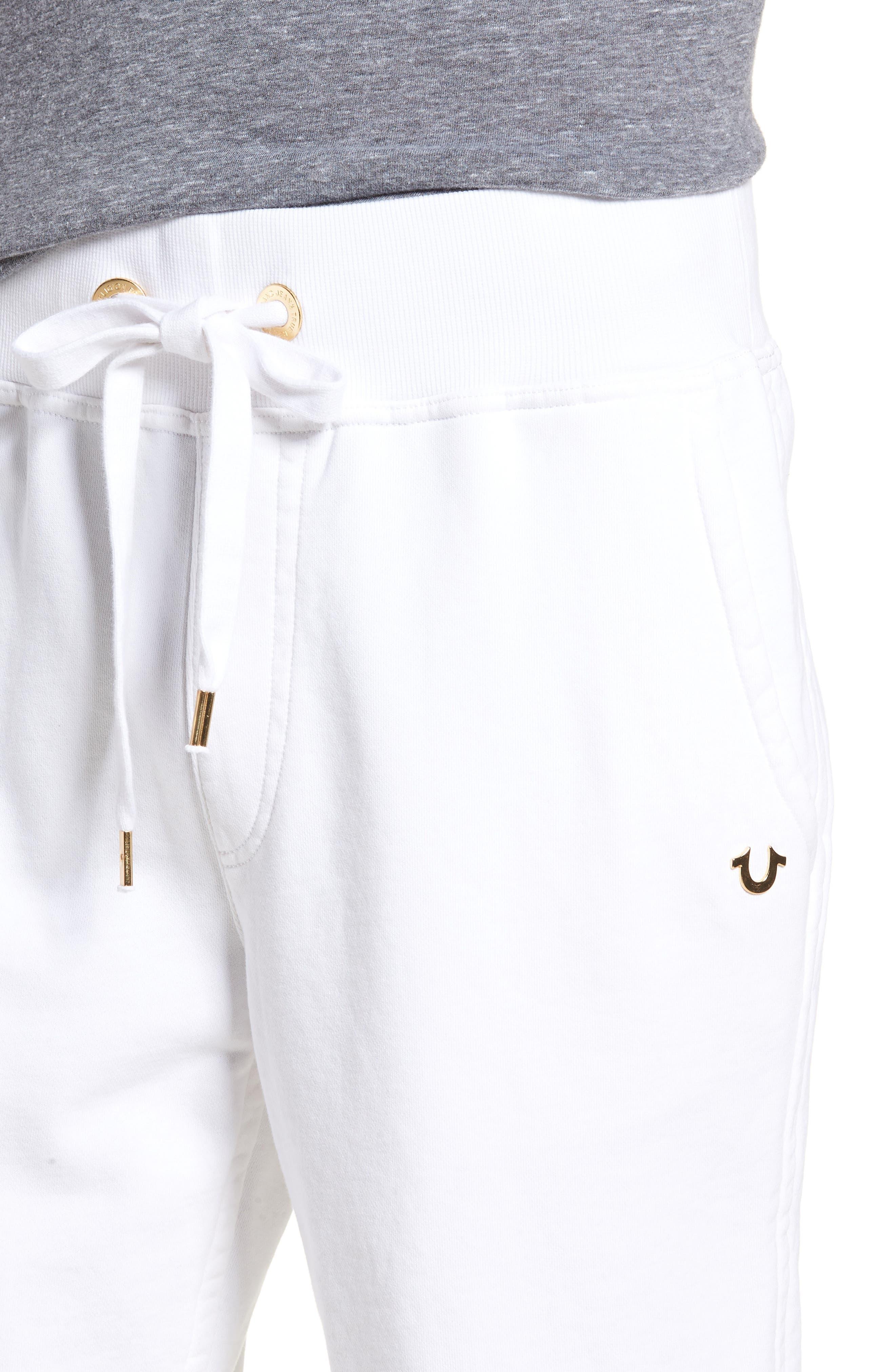 Core Shorts,                             Alternate thumbnail 4, color,                             SOFT WHITE