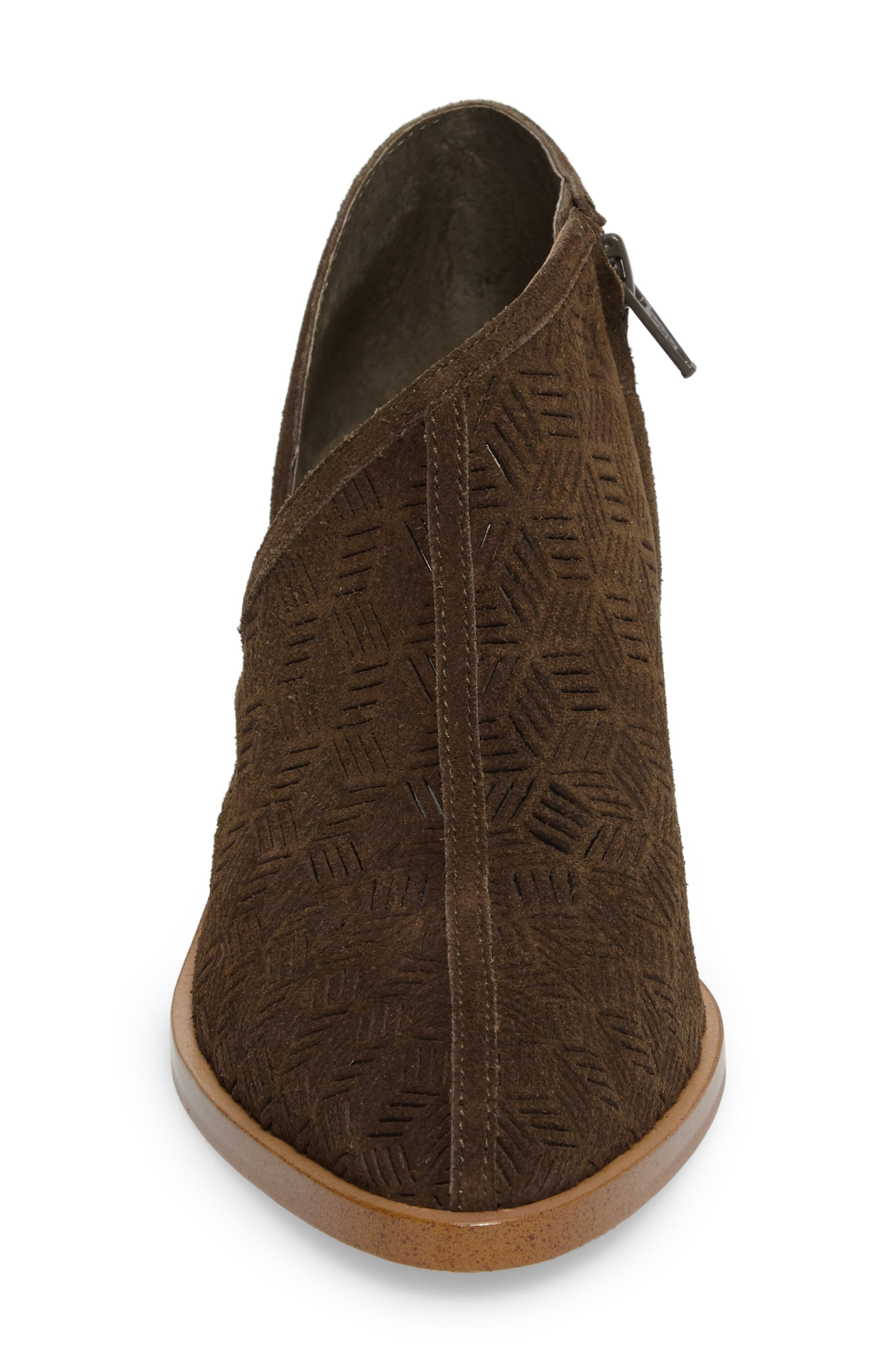 Iddah Perforated Cutaway Bootie,                             Alternate thumbnail 23, color,